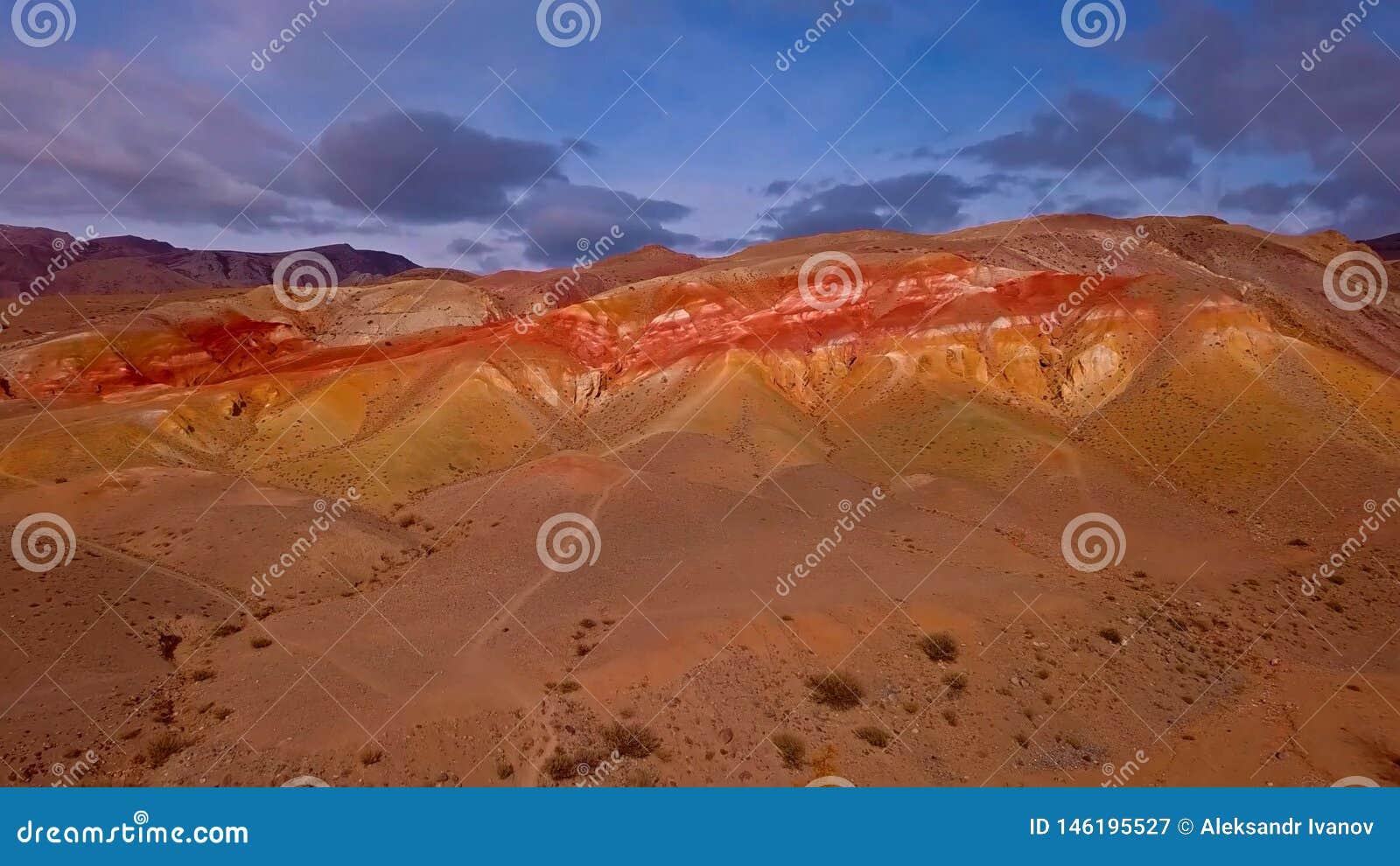 Έρημος στο βουνό