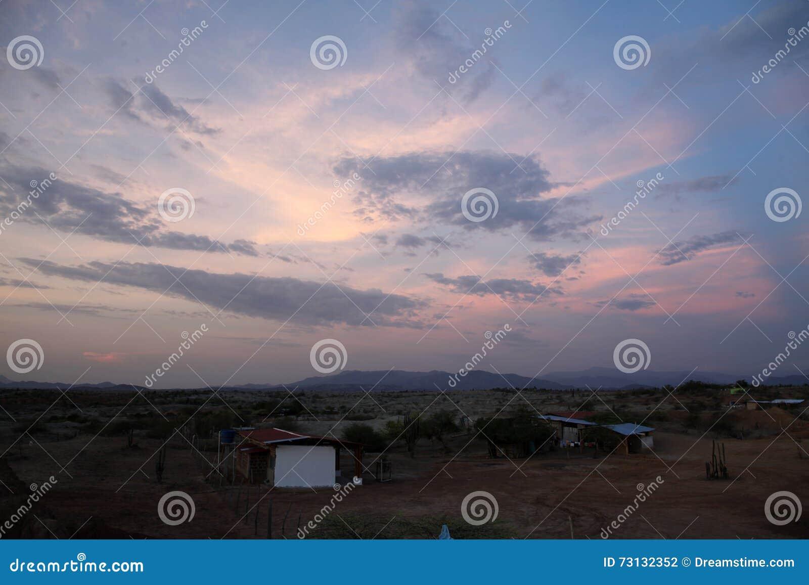 Έρημος της Κολομβίας