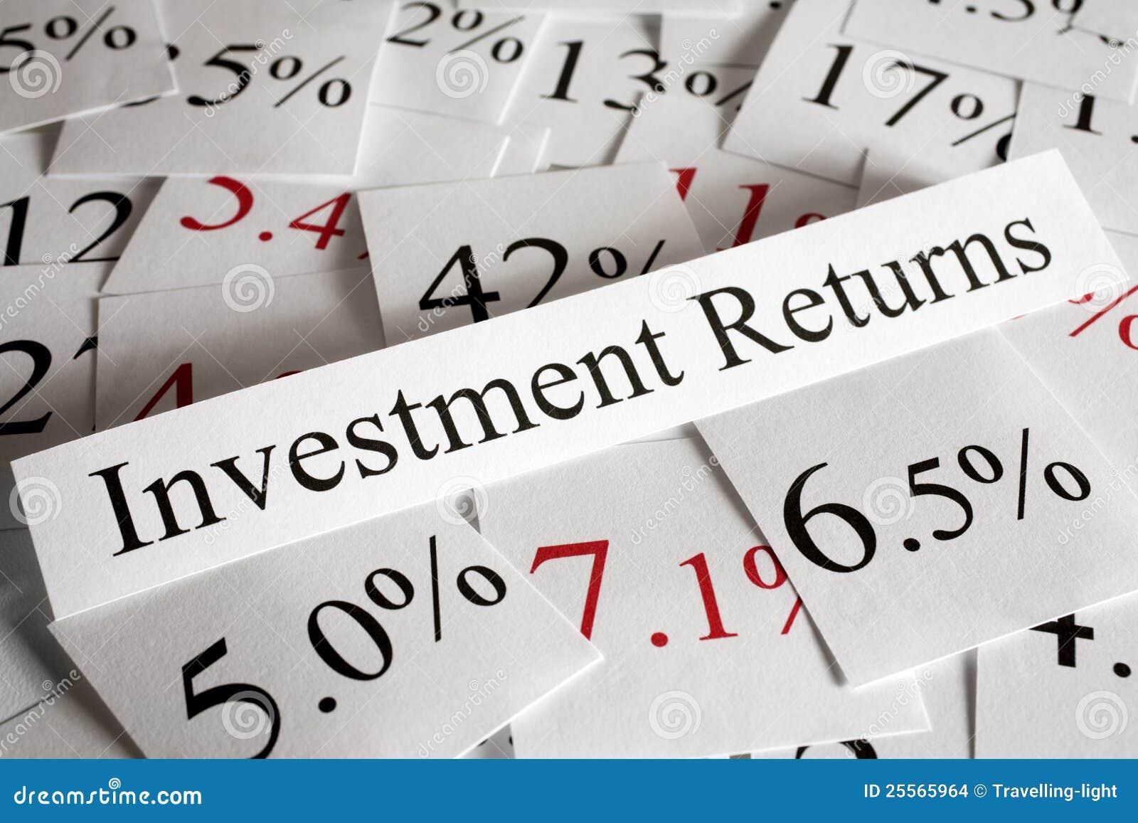 έσοδα από επενδύσεις έννοιας