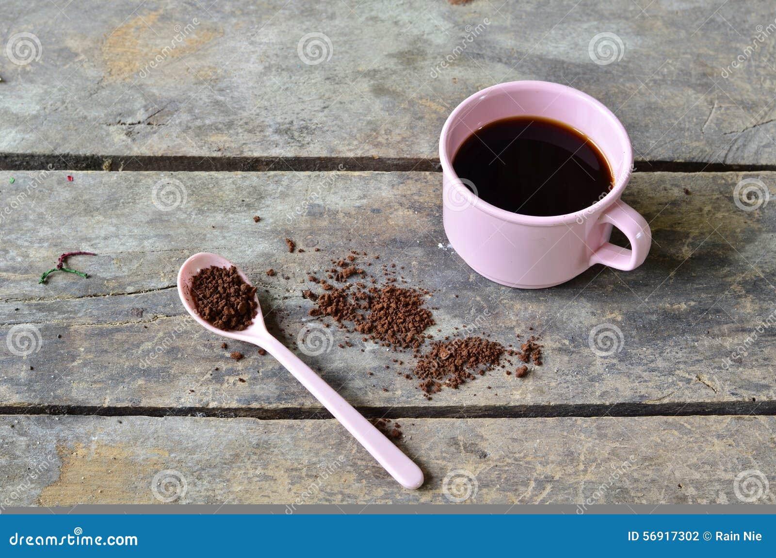 Έτοιμος για πιείτε τον καφέ