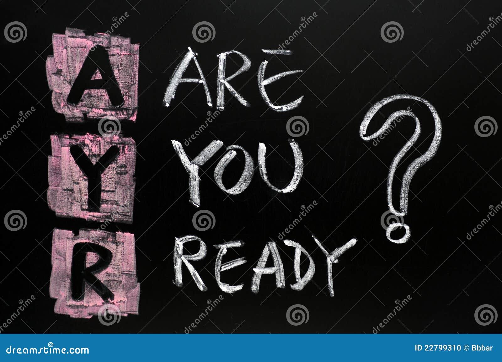 έτοιμος εσείς