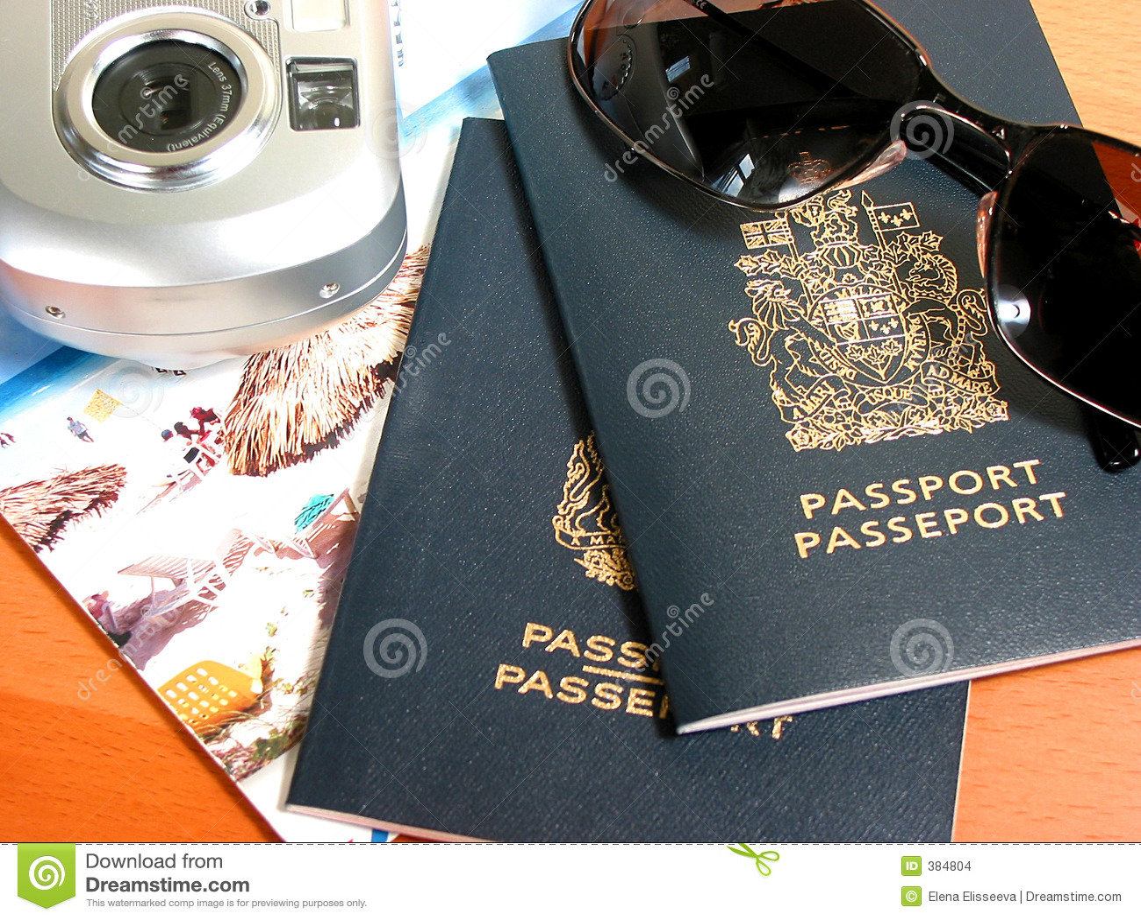 έτοιμος να ταξιδεψει