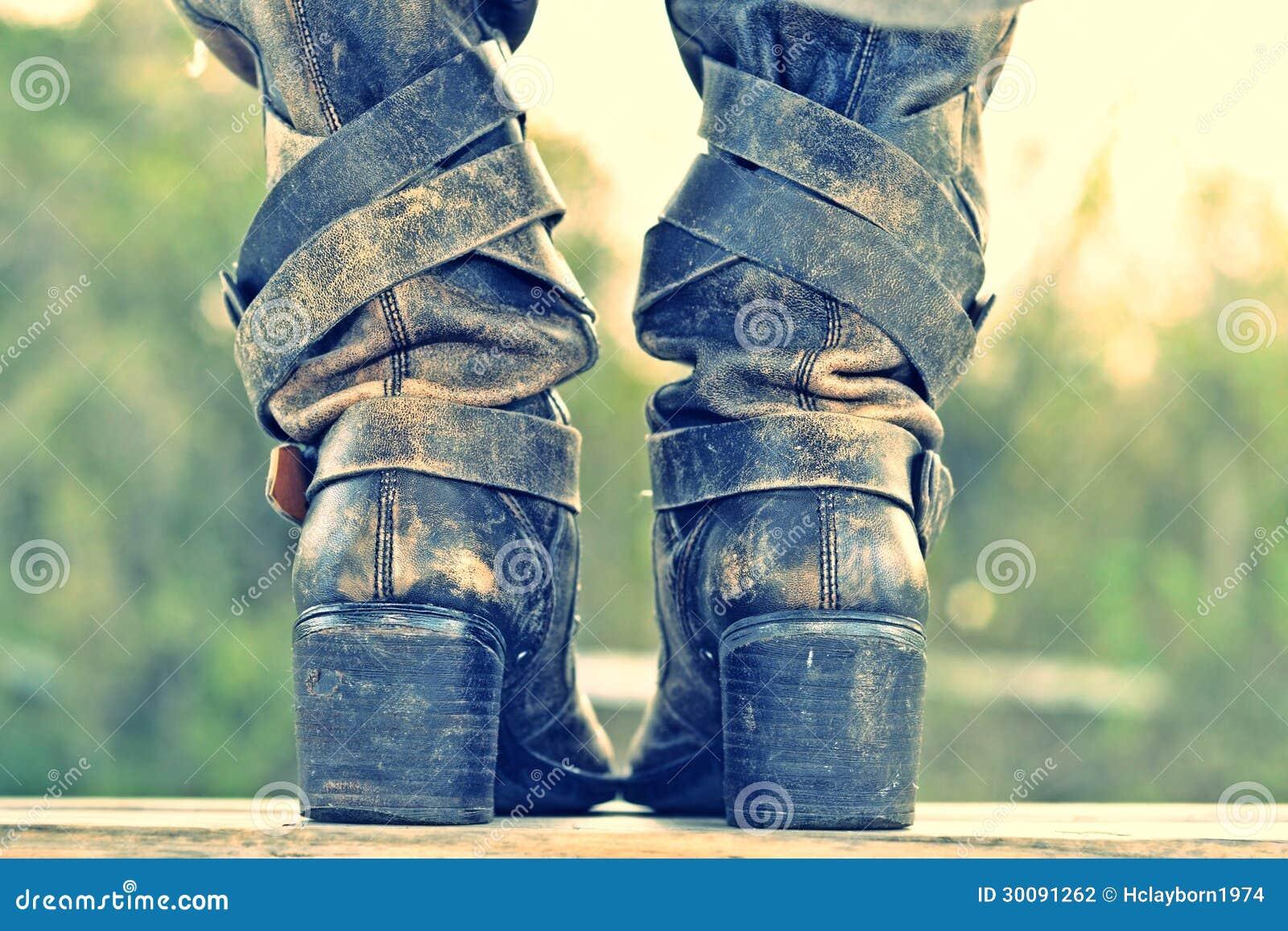 Οι μπότες