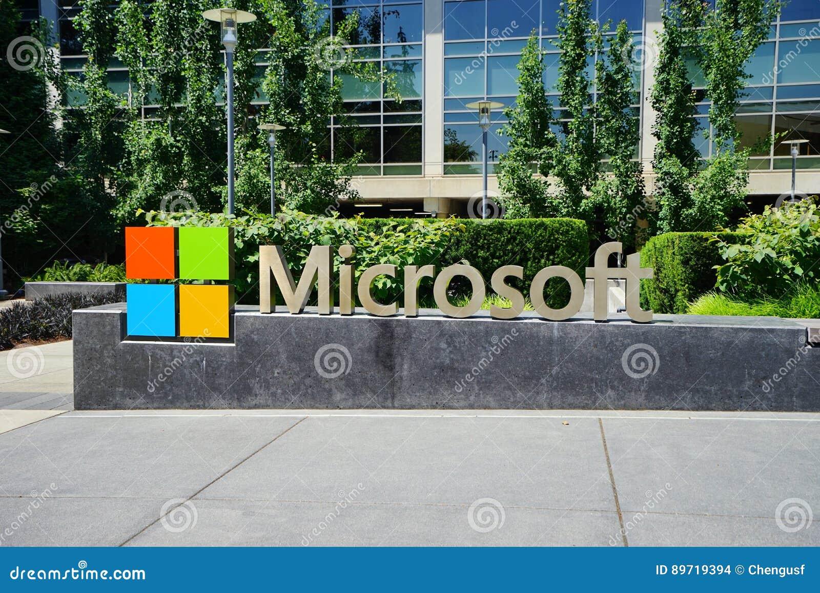 Έδρα της Microsoft