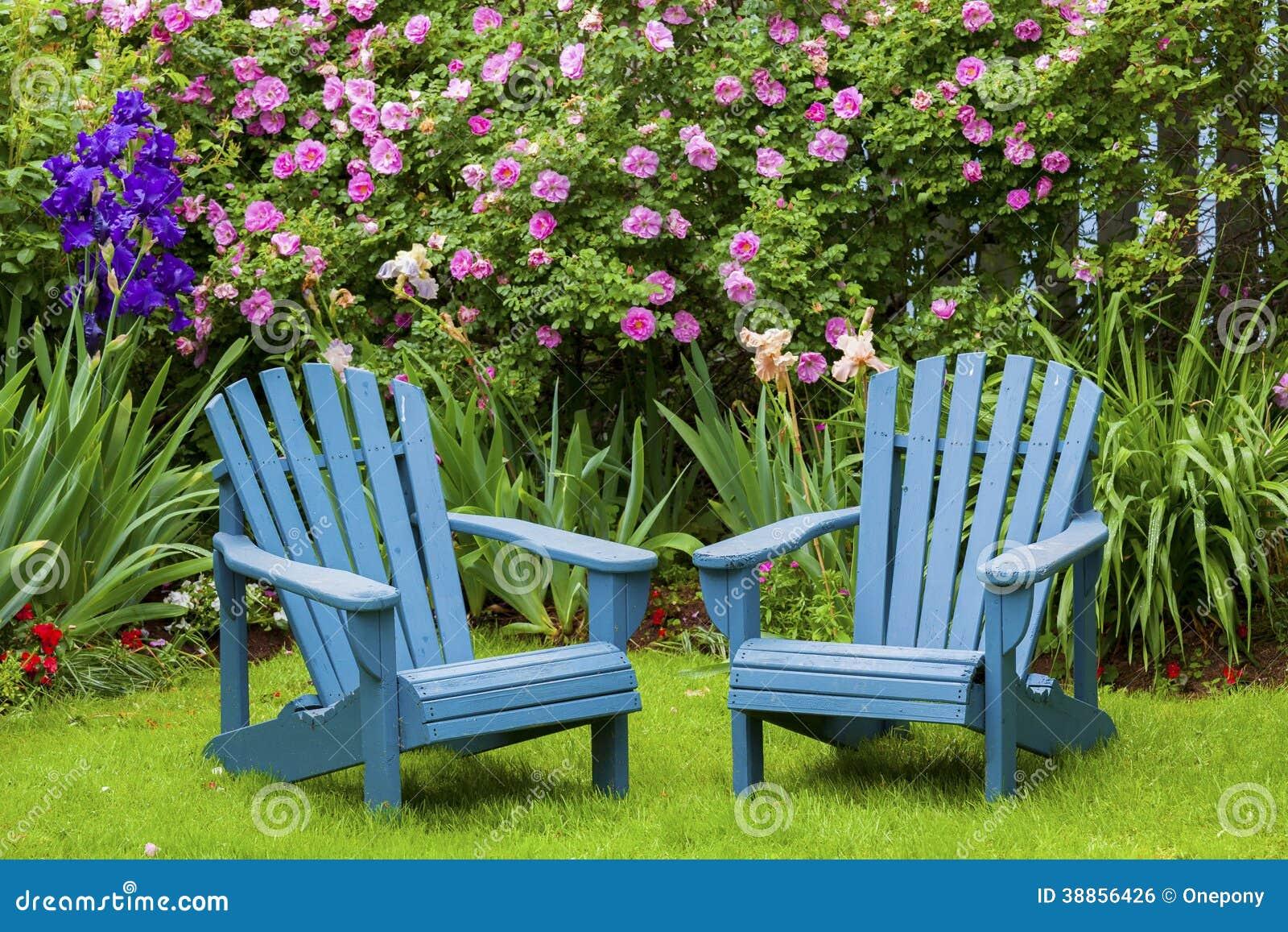Έδρες κήπων