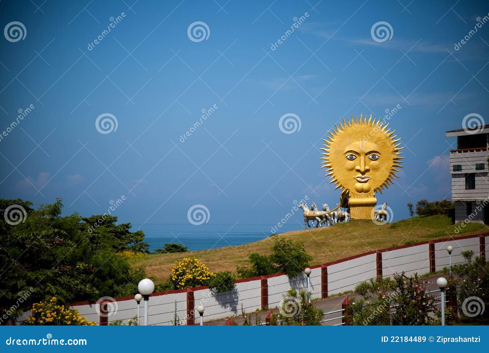 ήλιος αρμάτων