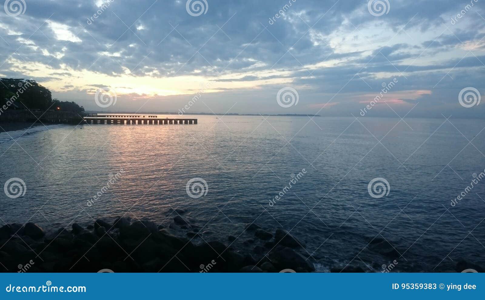 ήρεμη θάλασσα