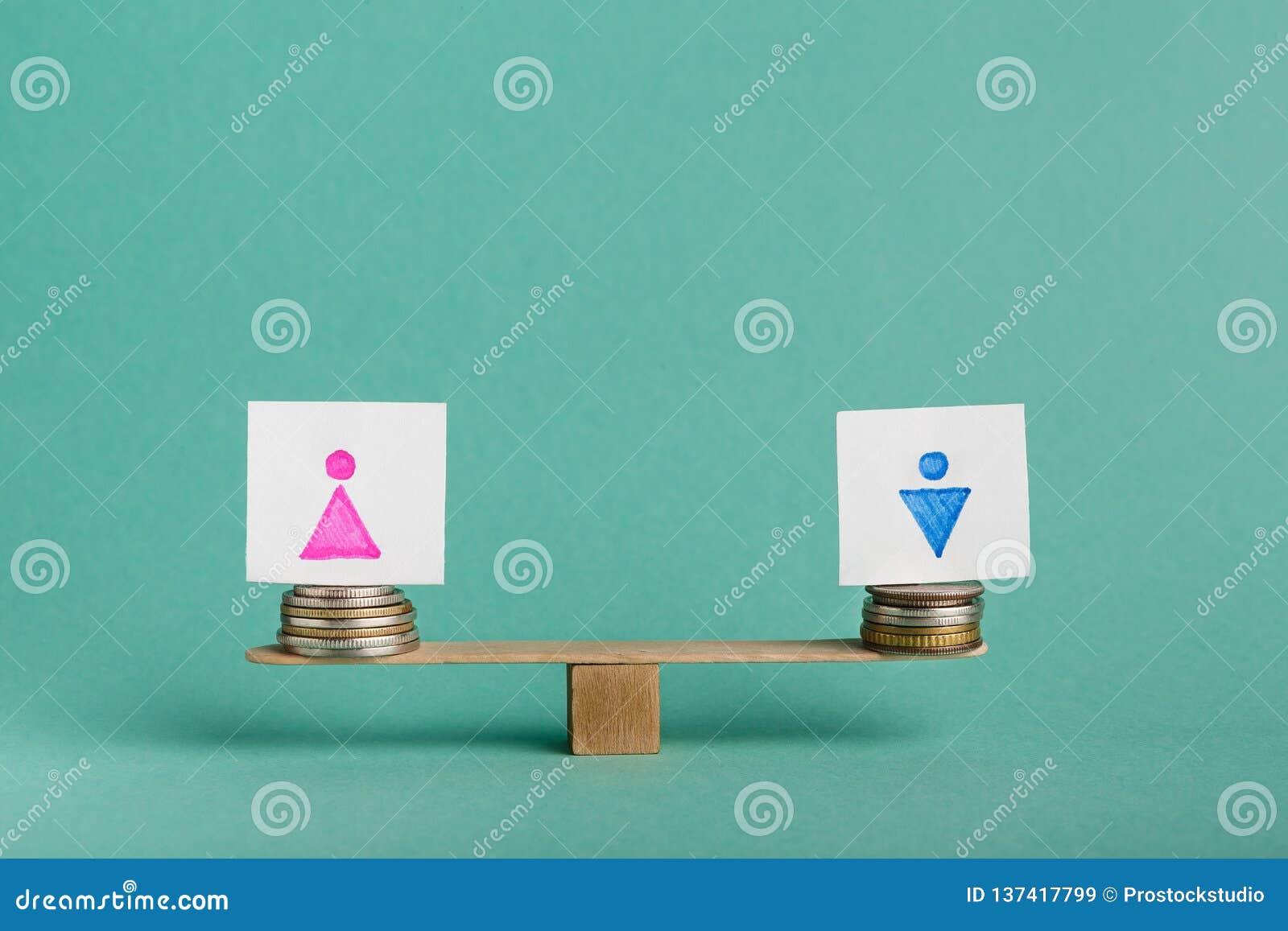 Ίση αμοιβή για την έννοια ανδρών και γυναικών
