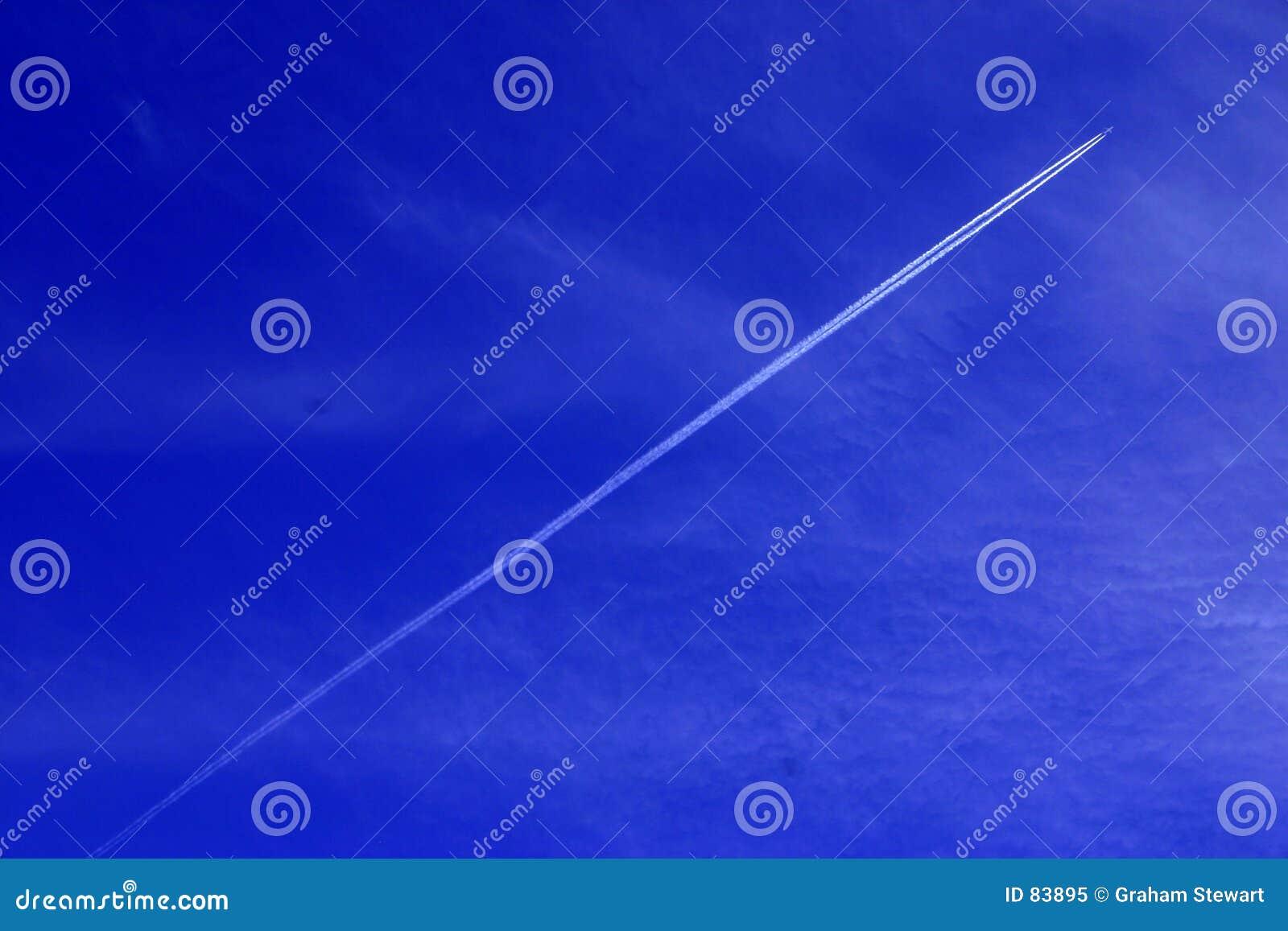 ίχνη αεροσκαφών