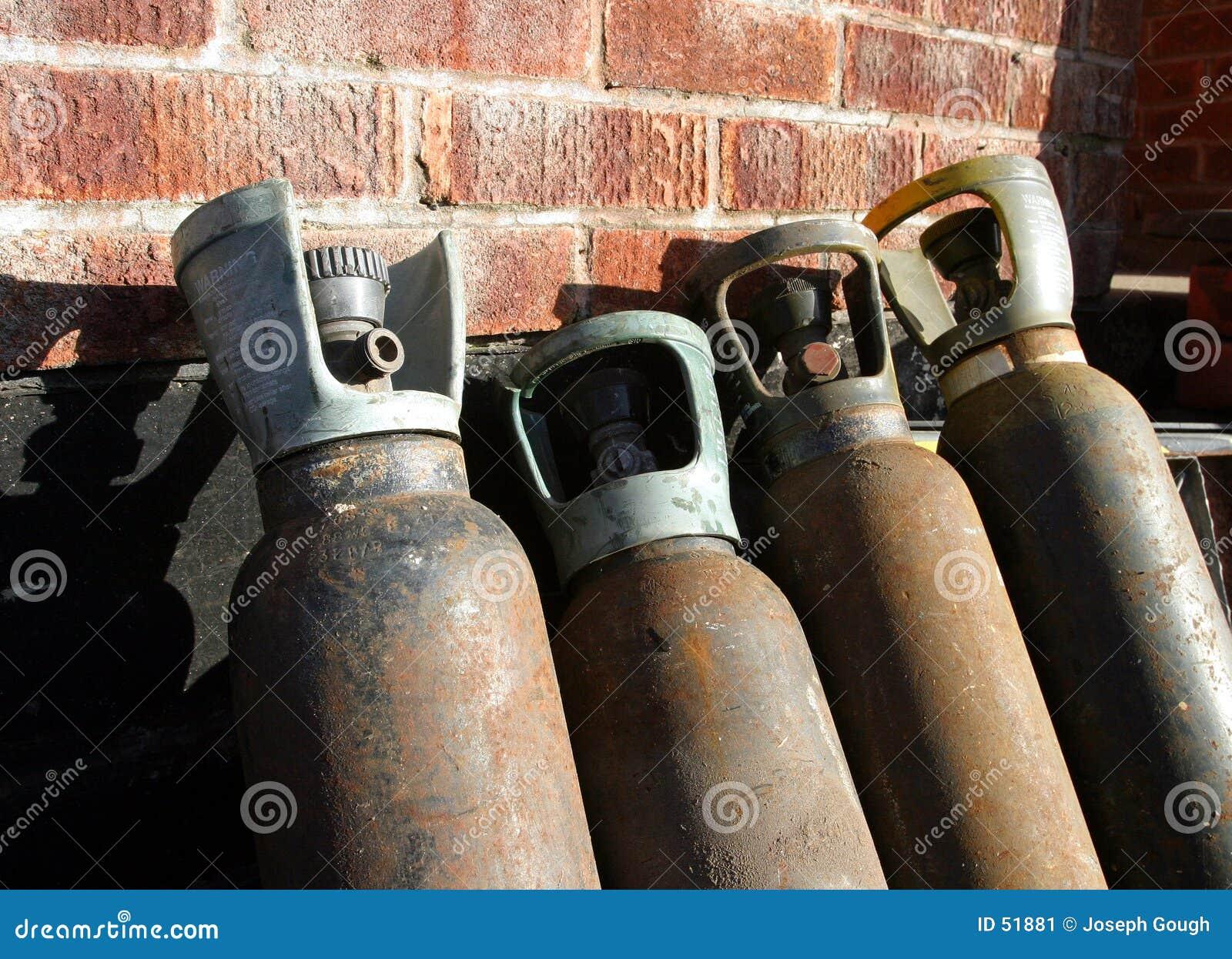 αέριο κυλίνδρων