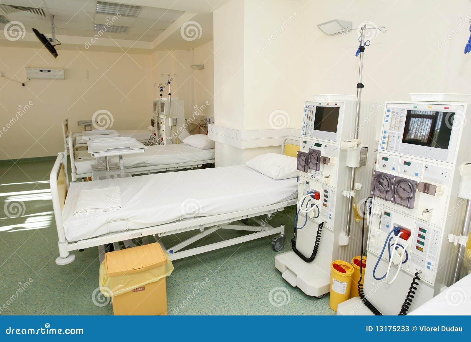 αίθουσα νοσοκομείων