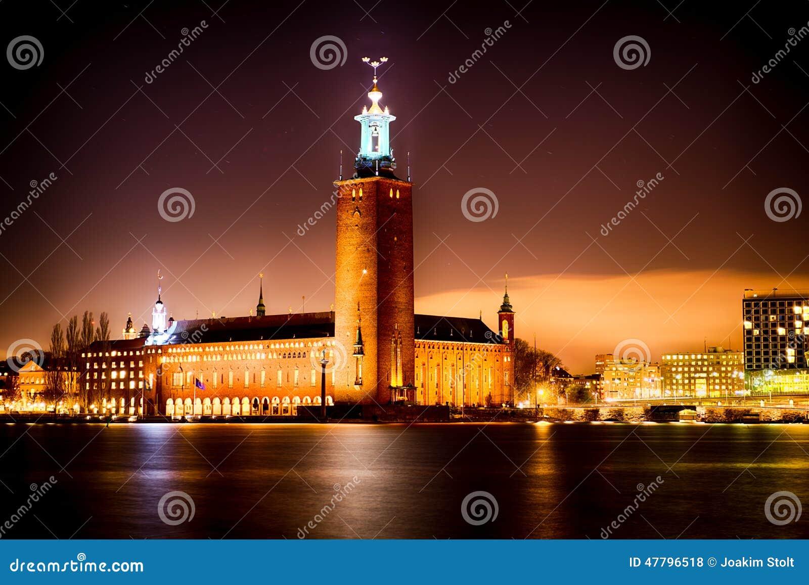 Αίθουσα πόλεων της Στοκχόλμης