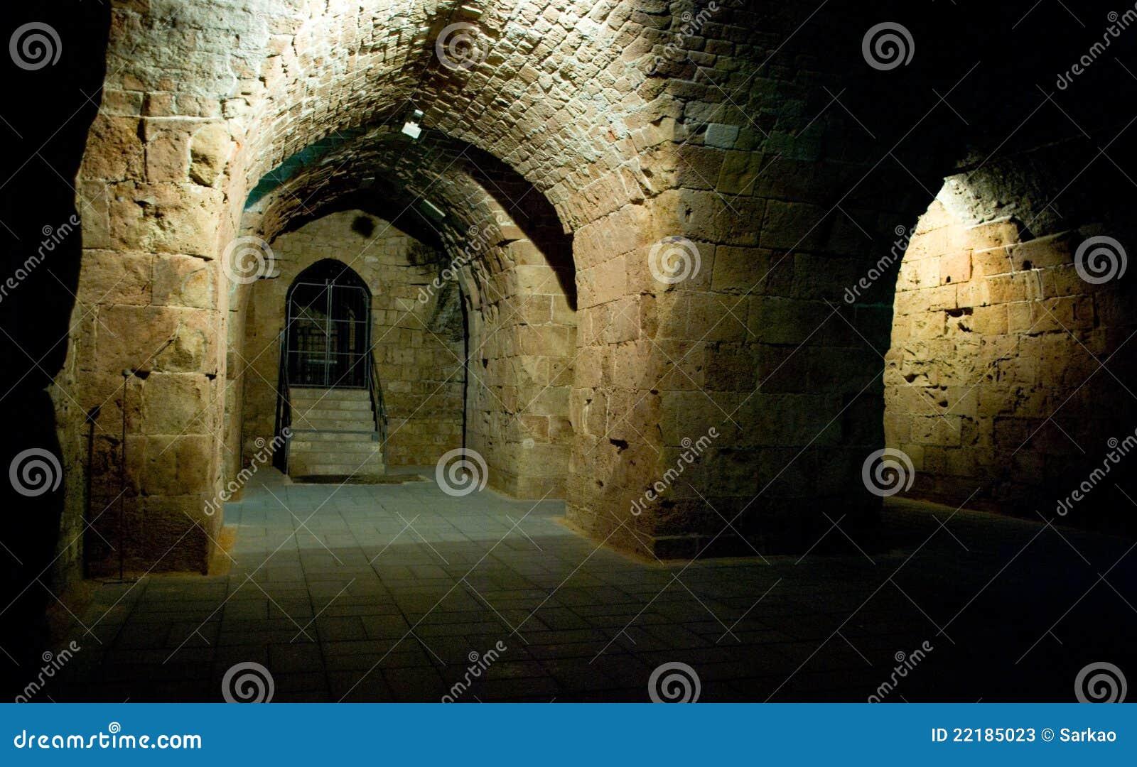 Αίθουσες ιππότη - Akko (στρέμμα), Ισραήλ
