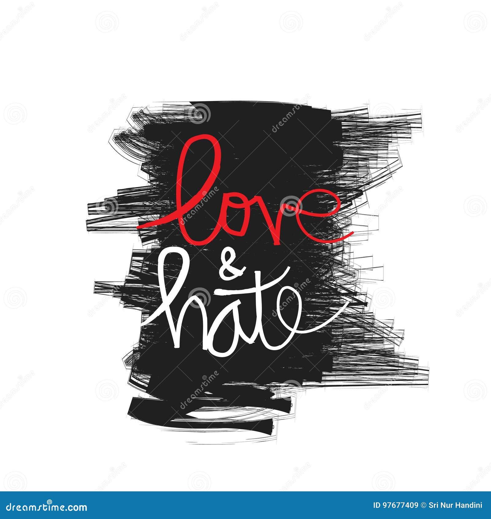 Αγάπη & μίσος