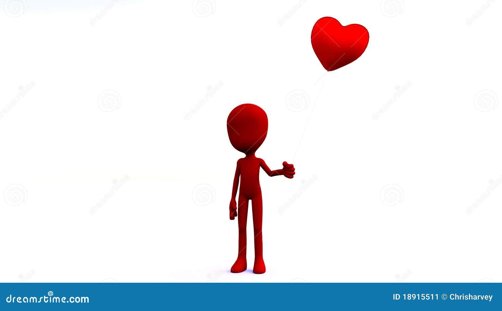 αγάπη μπαλονιών