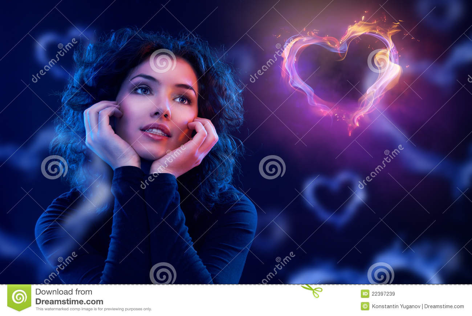 αγάπη στην επιθυμία