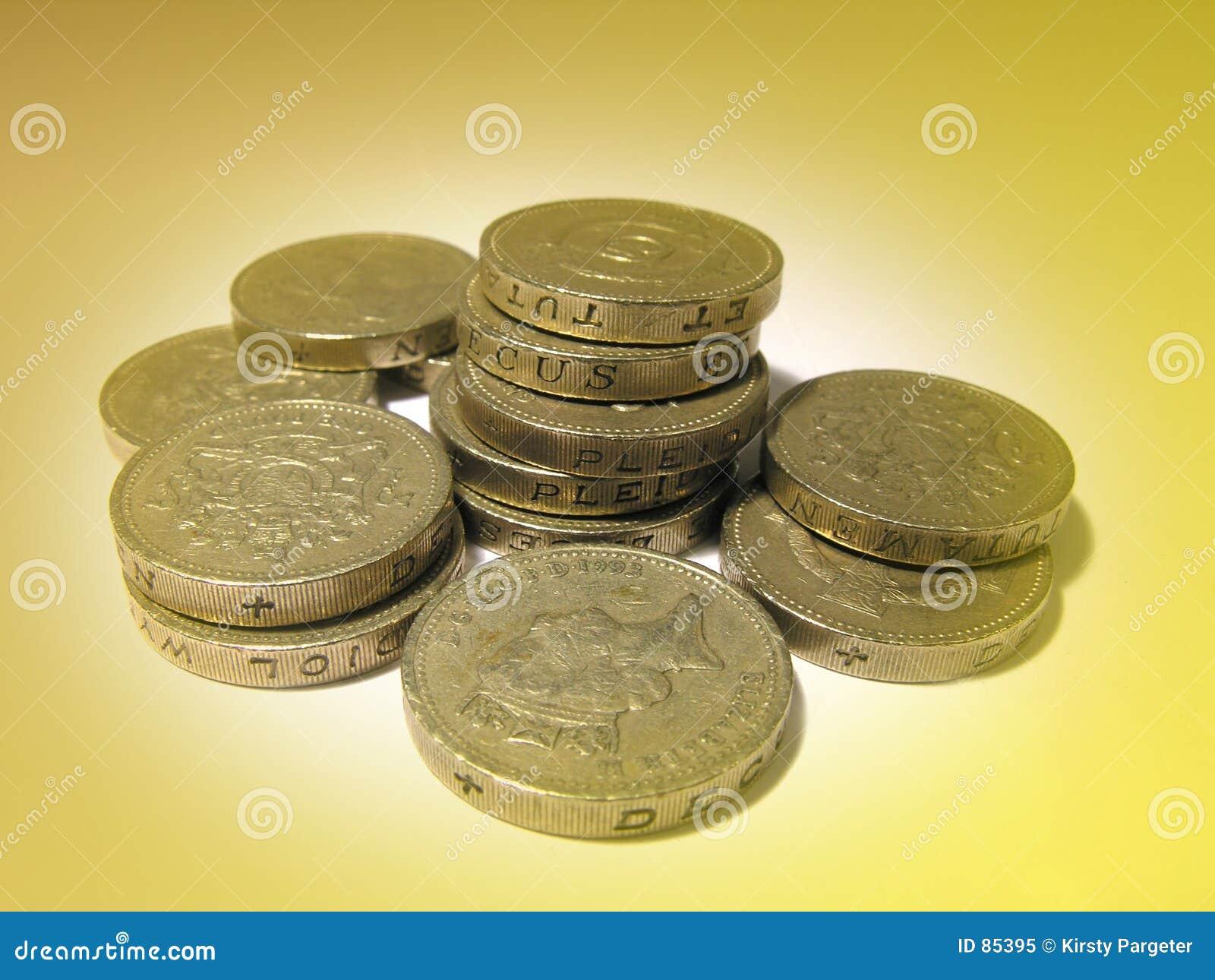 αγγλική λίβρα νομισμάτων