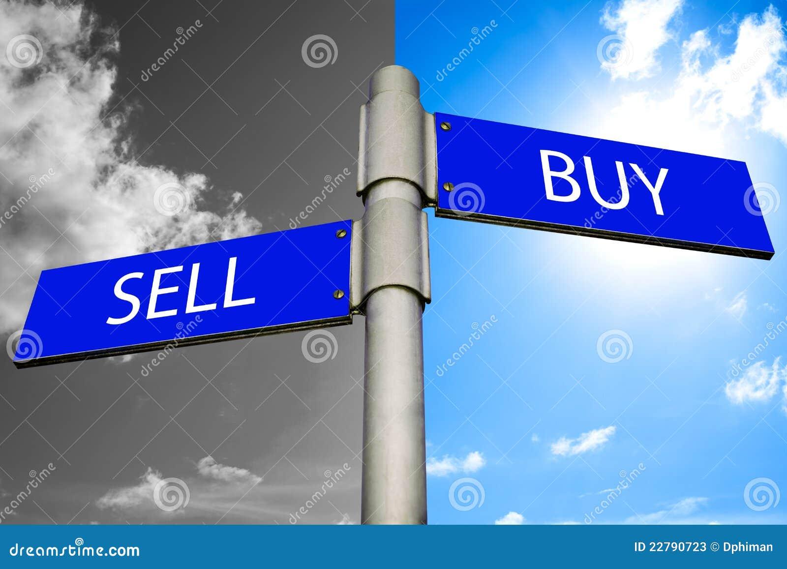 Αγοράστε και πωλήστε τα σημάδια