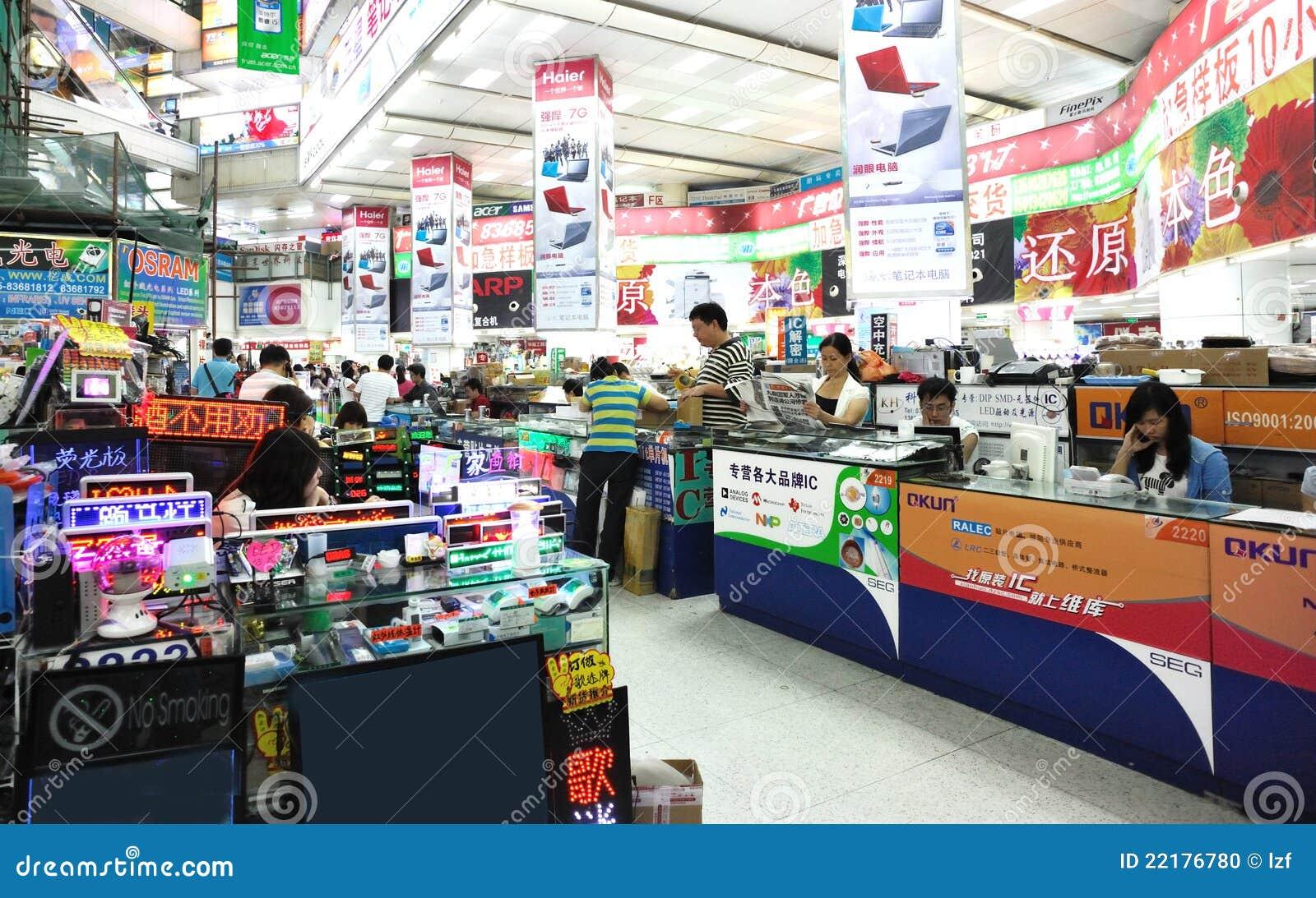 αγορά ηλεκτρονικής