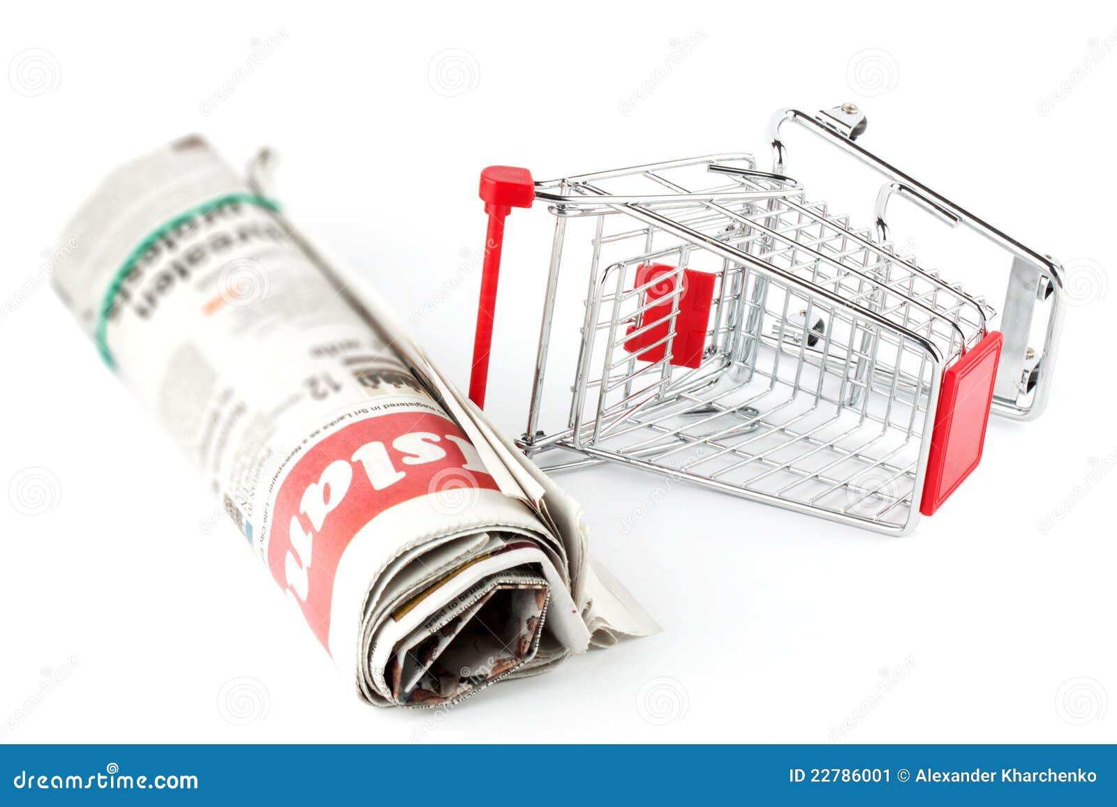 αγορές εφημερίδων κάρρων