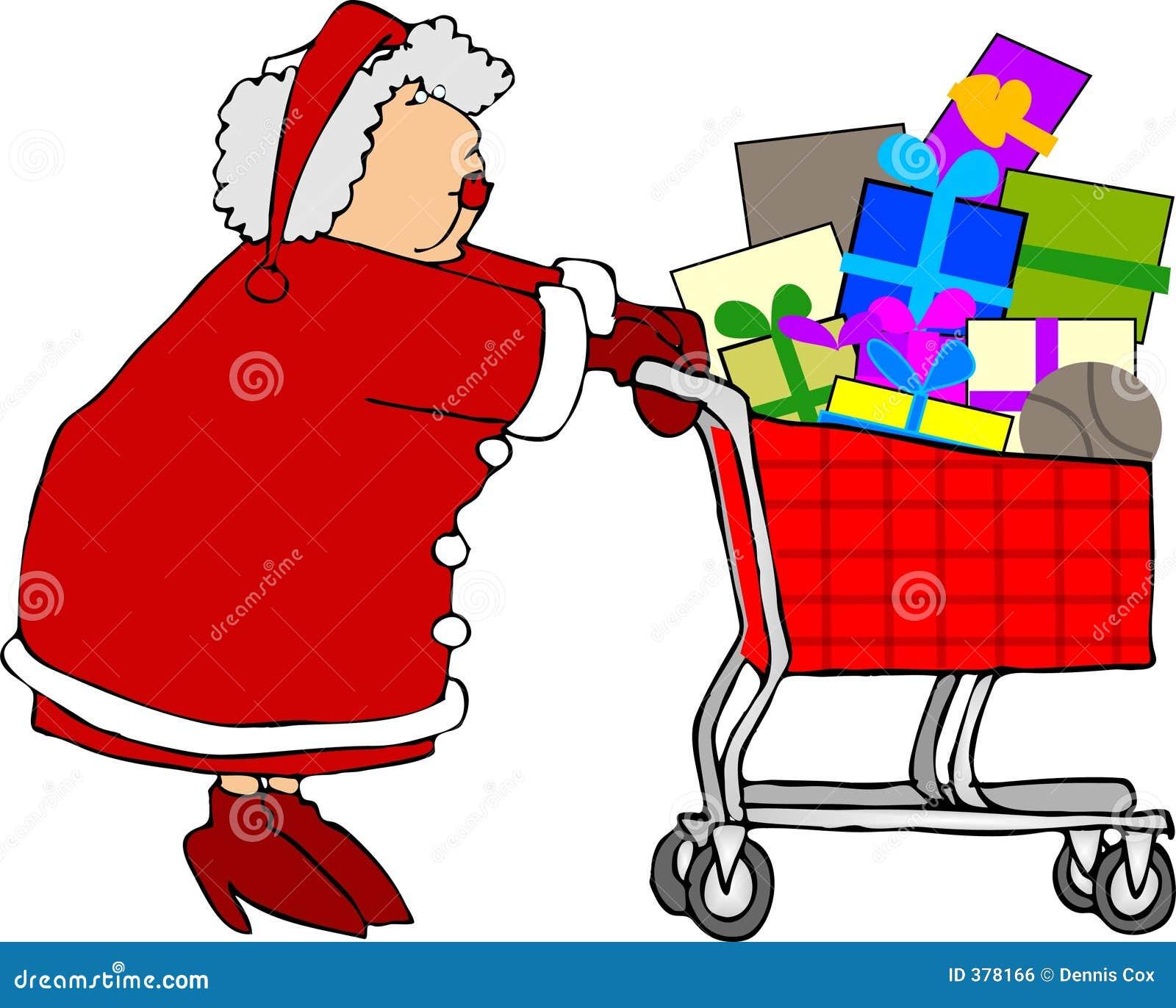 αγορές κας Claus