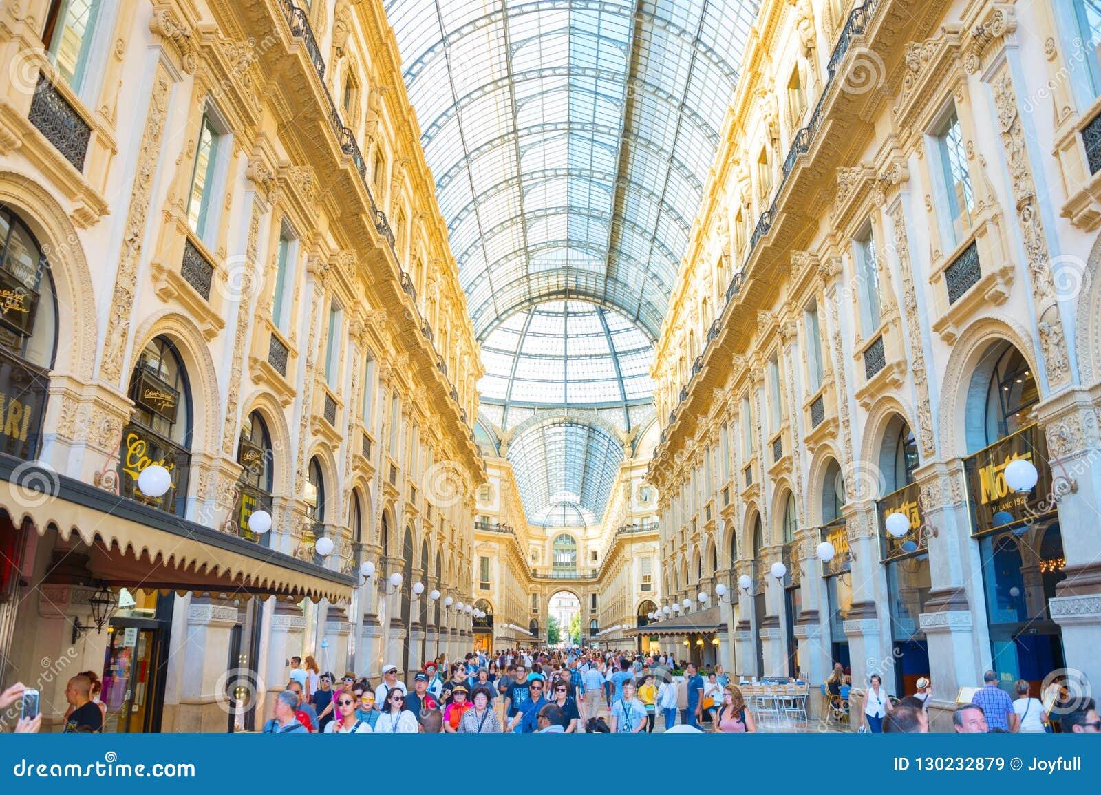 Αγορές σε Galleria Vittorio Emanuele