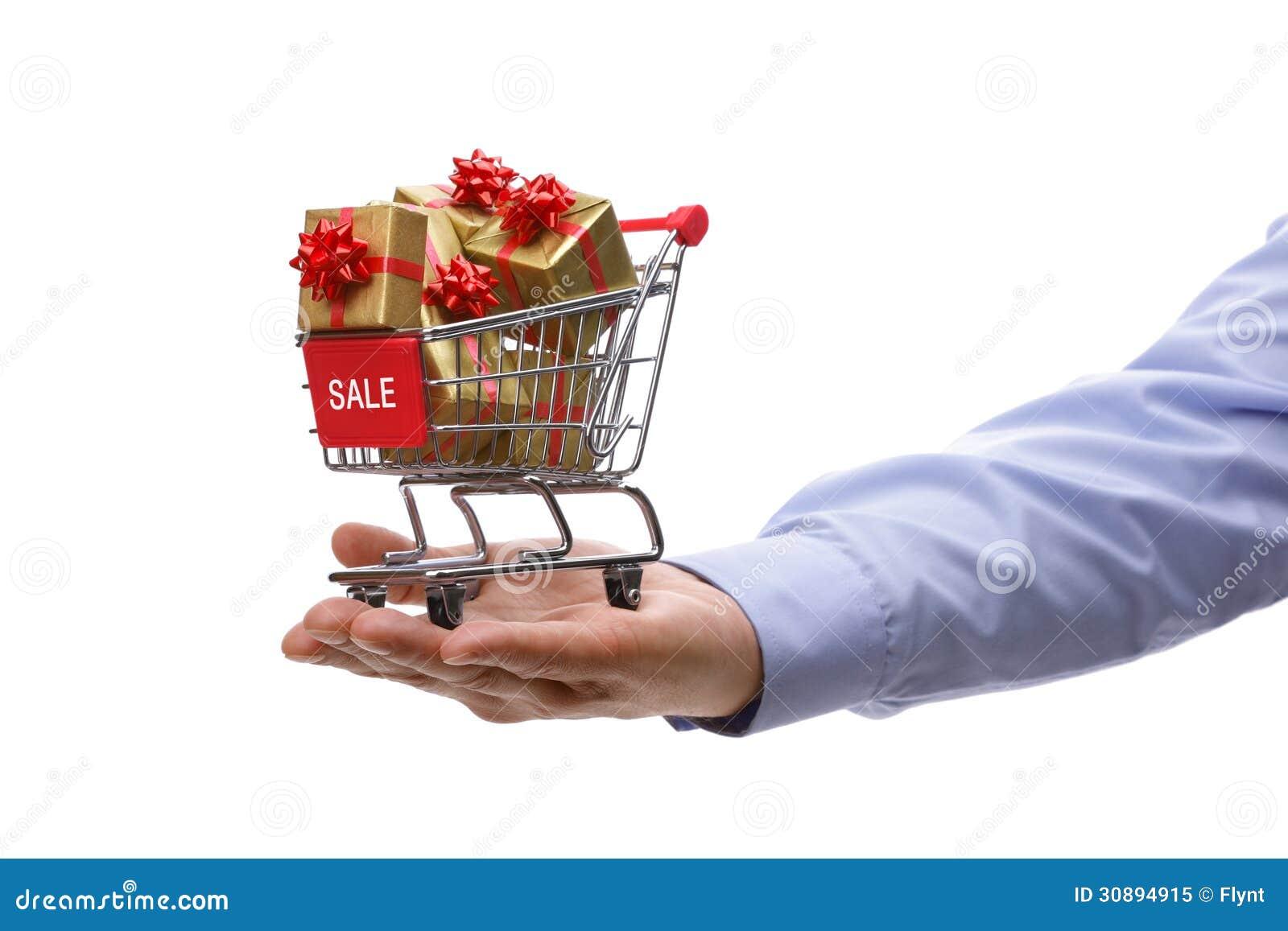 Αγορές δώρων πώλησης