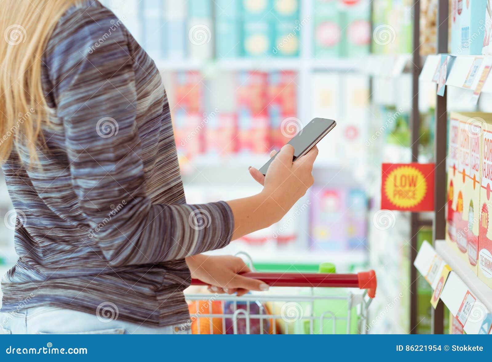 Αγορές apps και παντοπωλείο