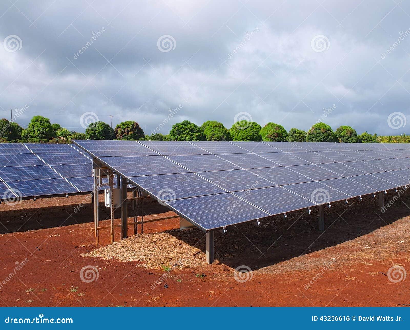 Αγρόκτημα ηλιακής ενέργειας