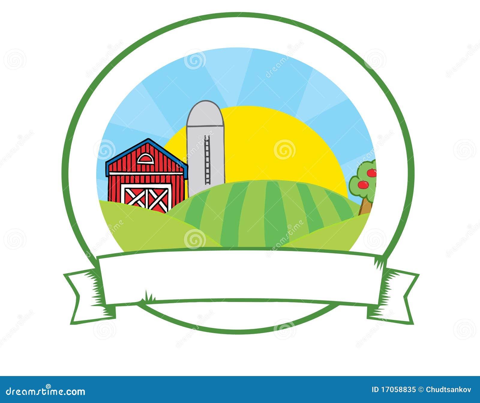 αγρόκτημα χωρών εμβλημάτων