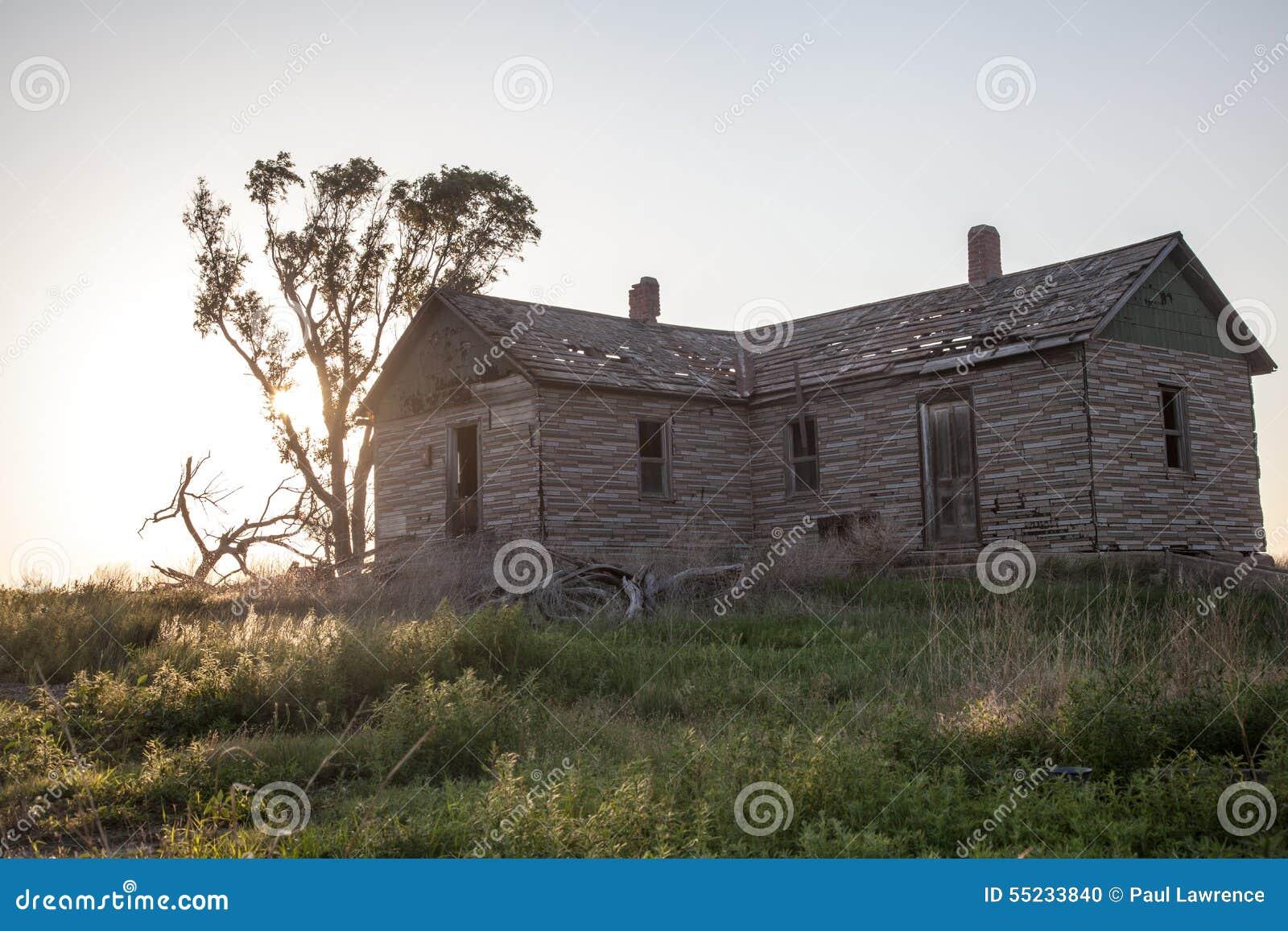 Αγρόκτημα Abandonded