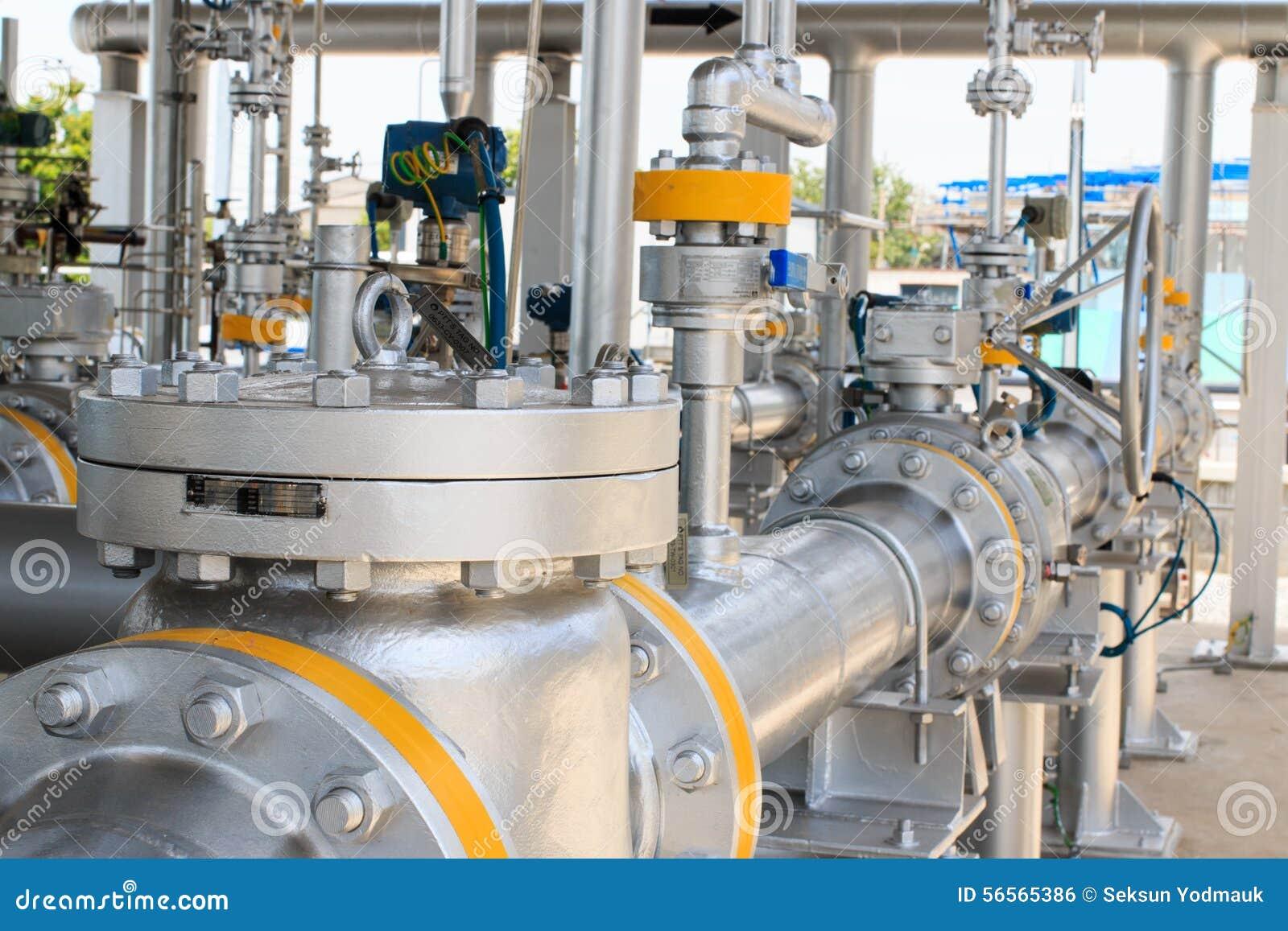Download Αγωγός υγραερίου και βαλβίδα Στοκ Εικόνες - εικόνα από ισχύς, βαλβίδα: 56565386