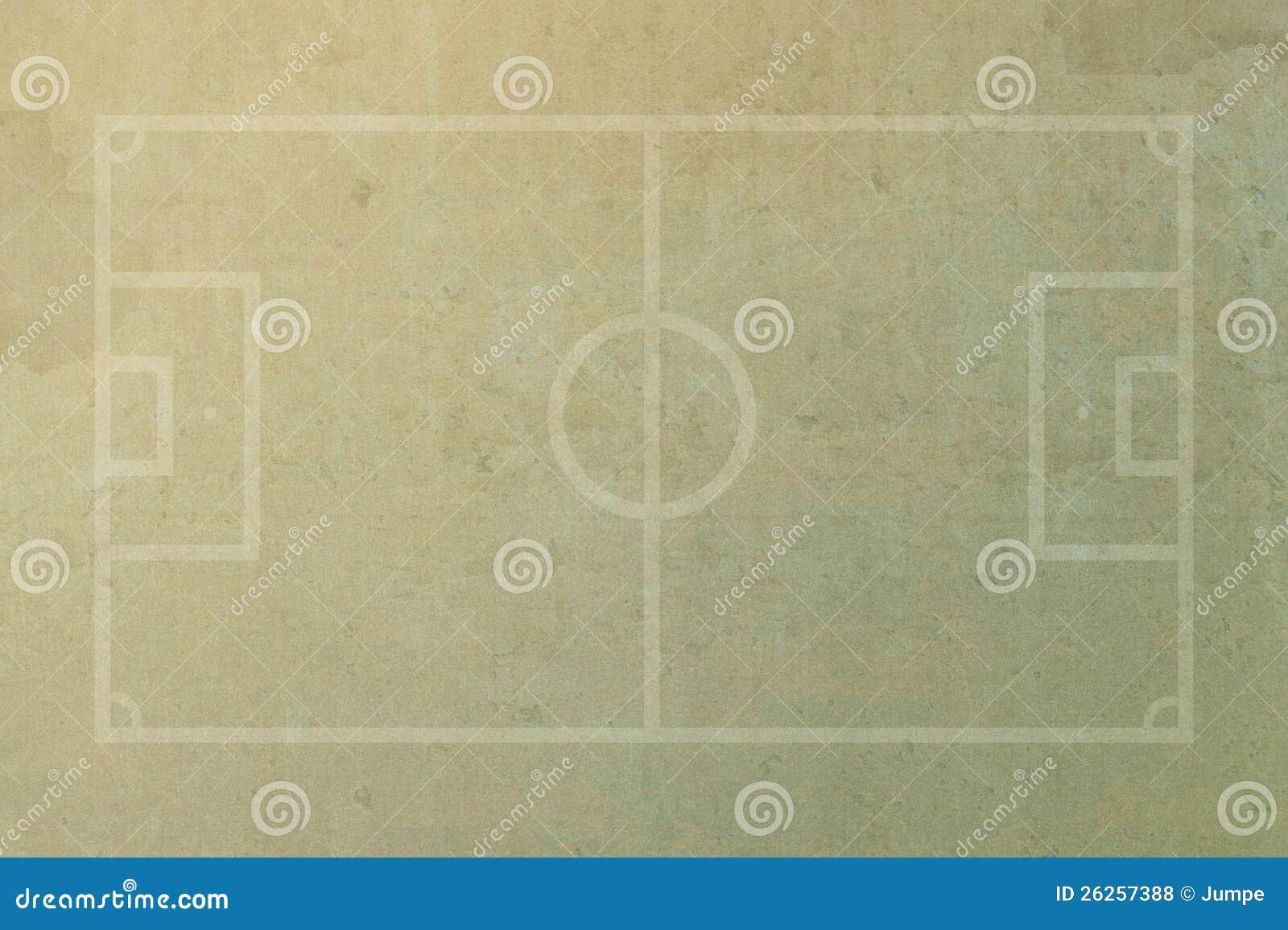 Αγωνιστικός χώρος ποδοσφαίρου ποδοσφαίρου