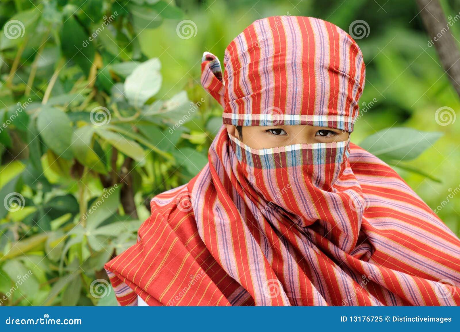 αγόρι μουσουλμάνος