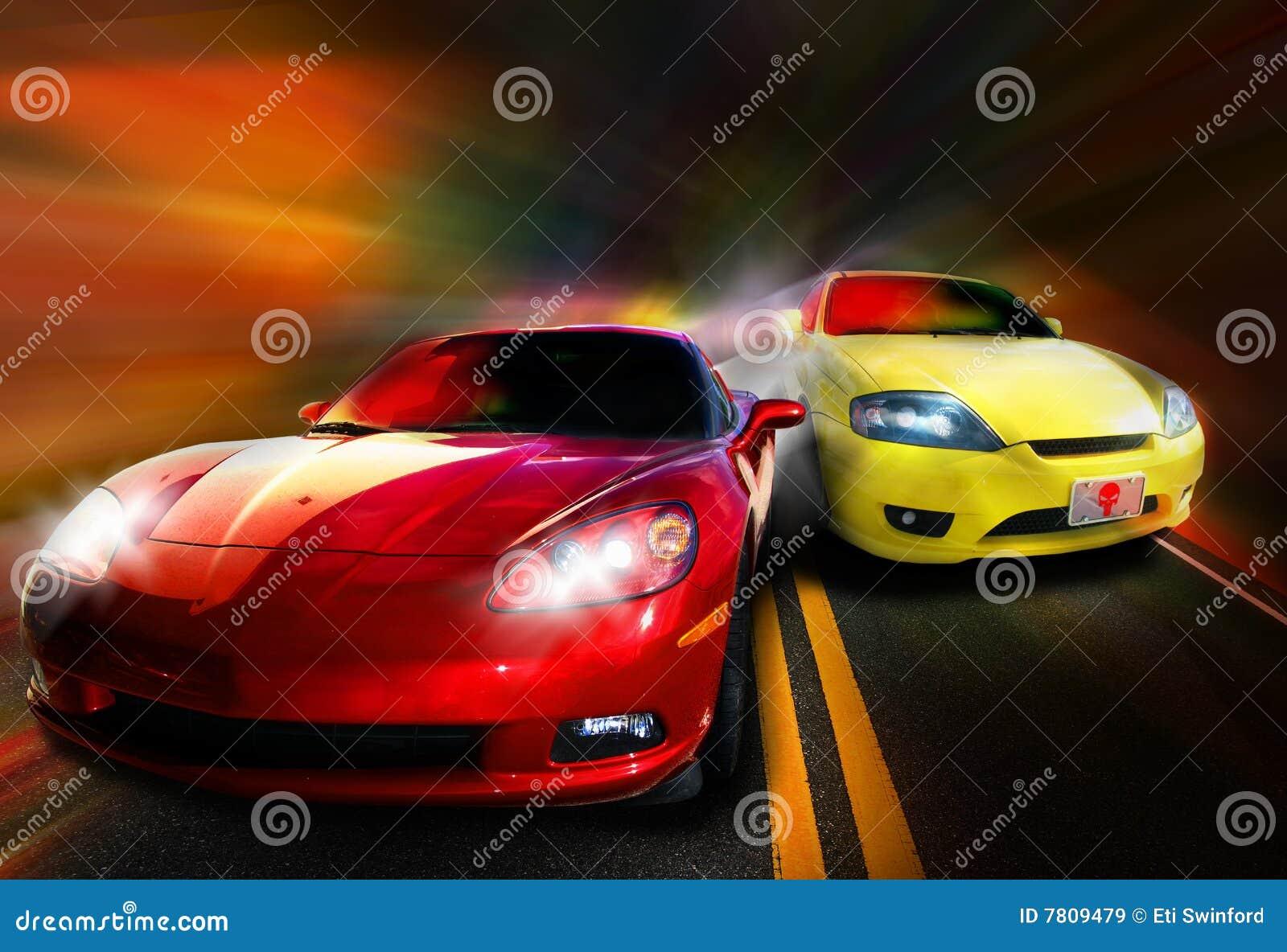 αγώνας αυτοκινήτων