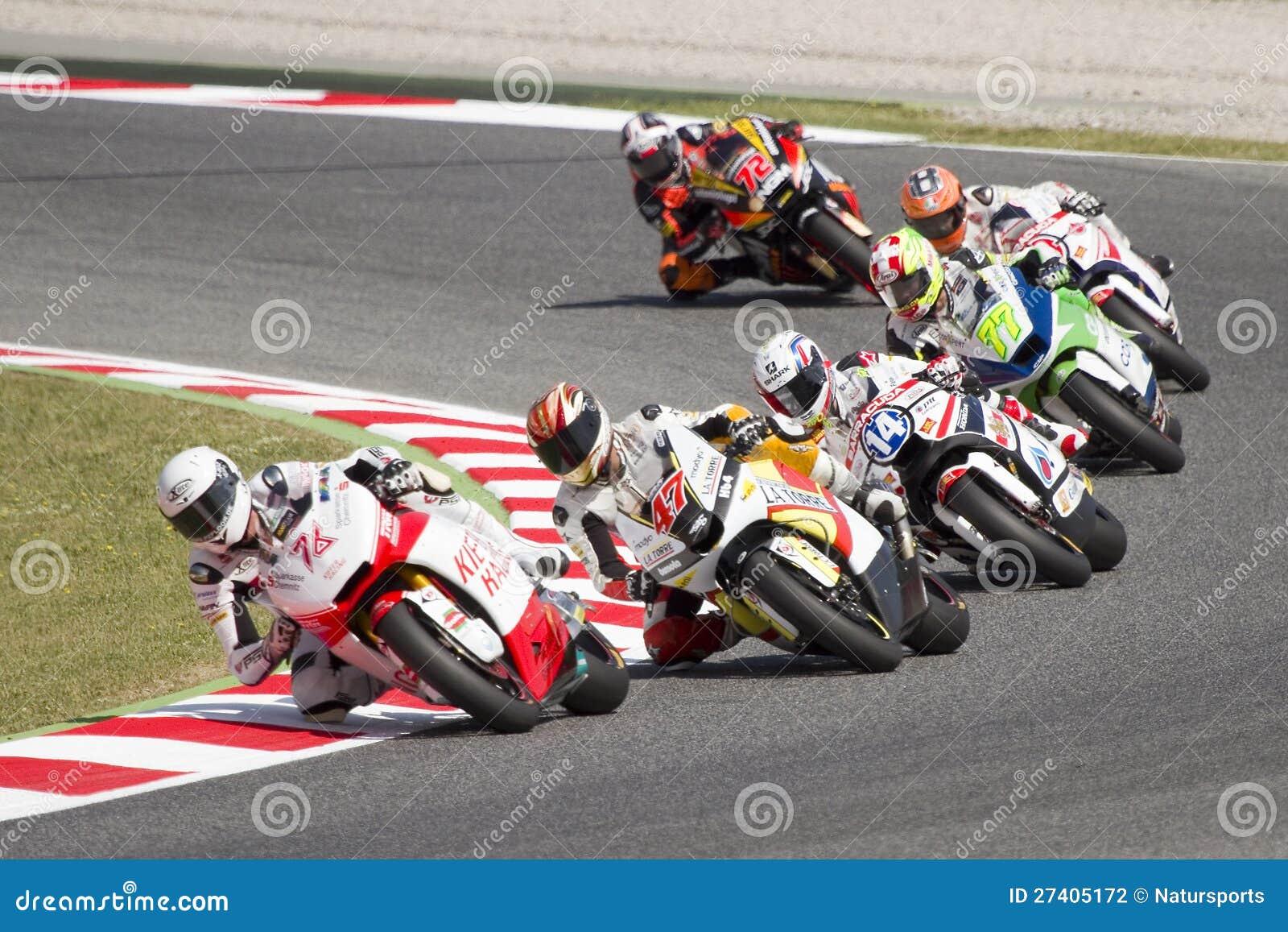 Αγώνας μοτοσικλετών