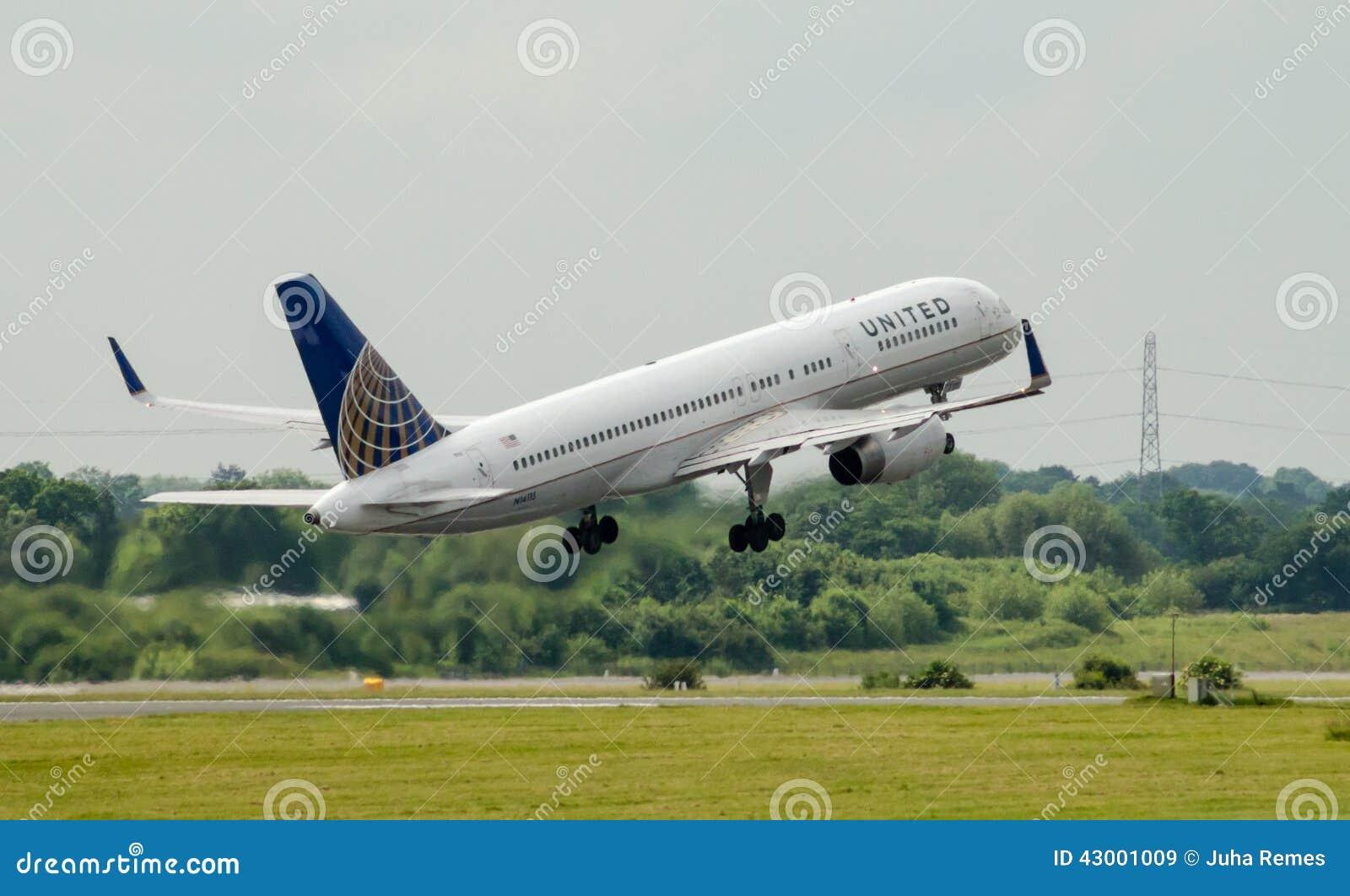 757 αερογραμμές Boeing ένωσαν