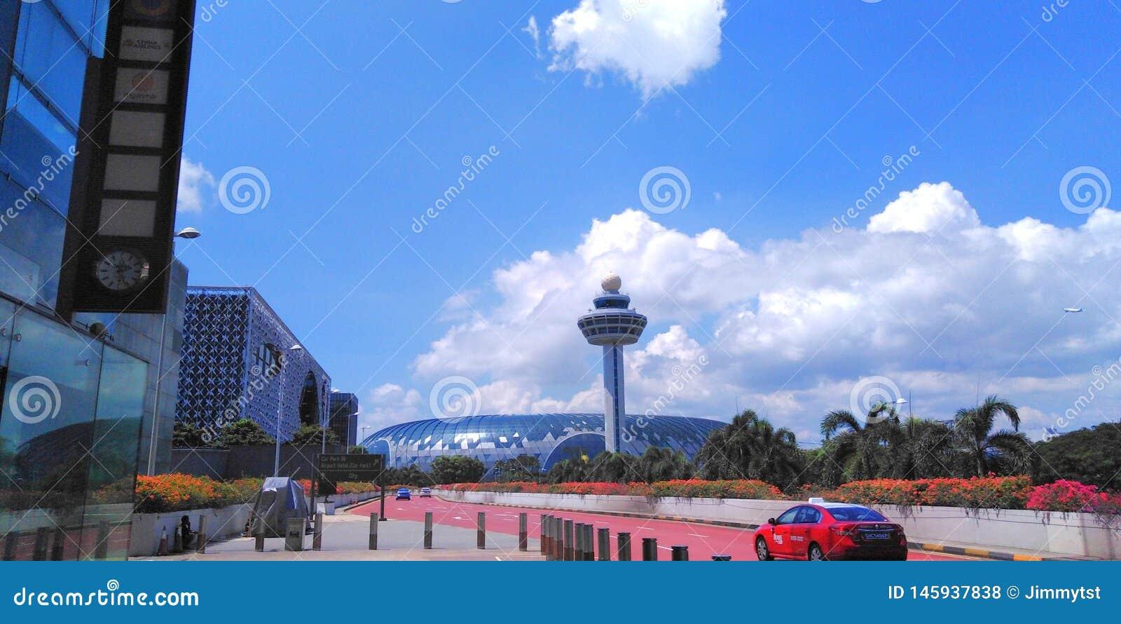 Αερολιμένας Changi κοσμημάτων, Σιγκαπούρη
