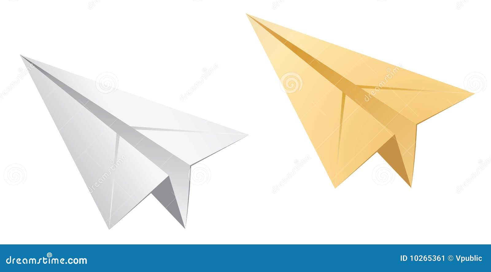 αεροπλάνα εγγράφου