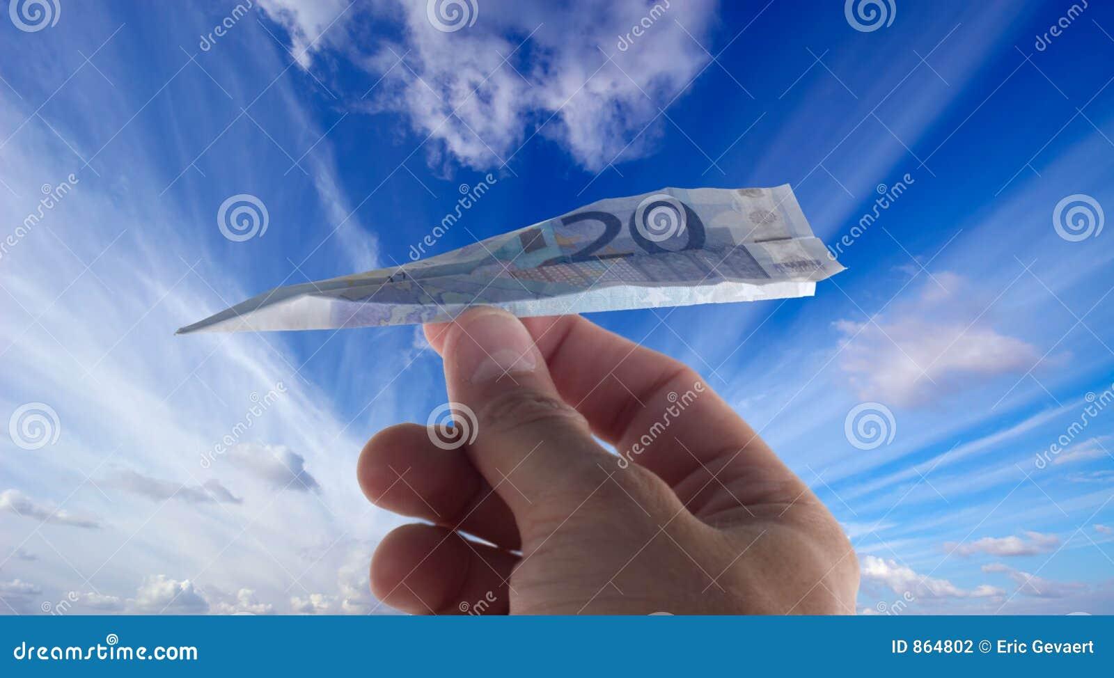 αεροπλάνα χρημάτων