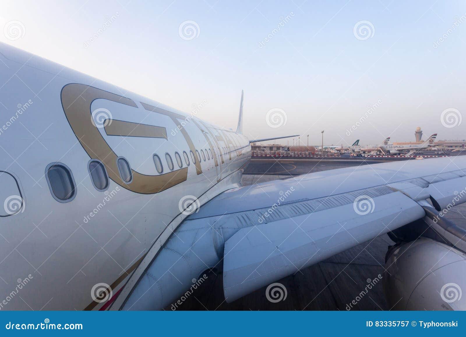 Αεροσκάφη αερογραμμών Etihad