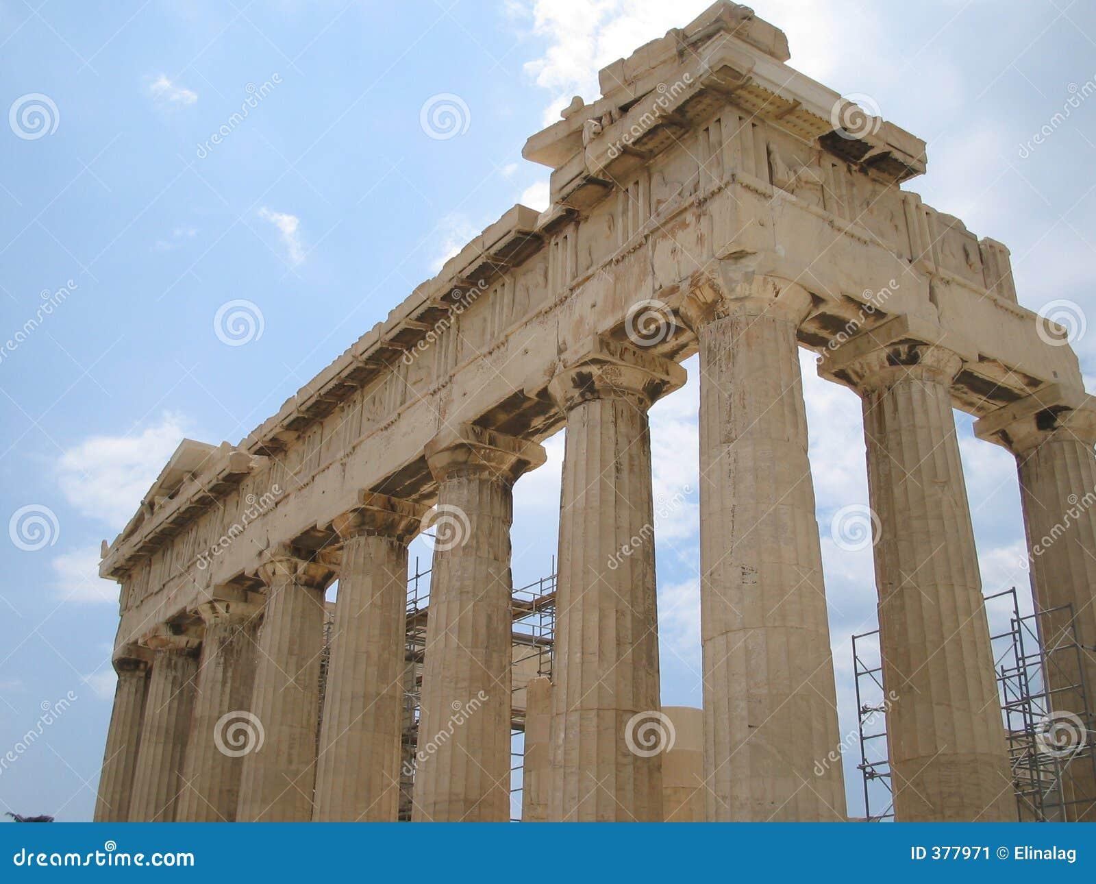 Αθήνα Ελλάδα parthenon