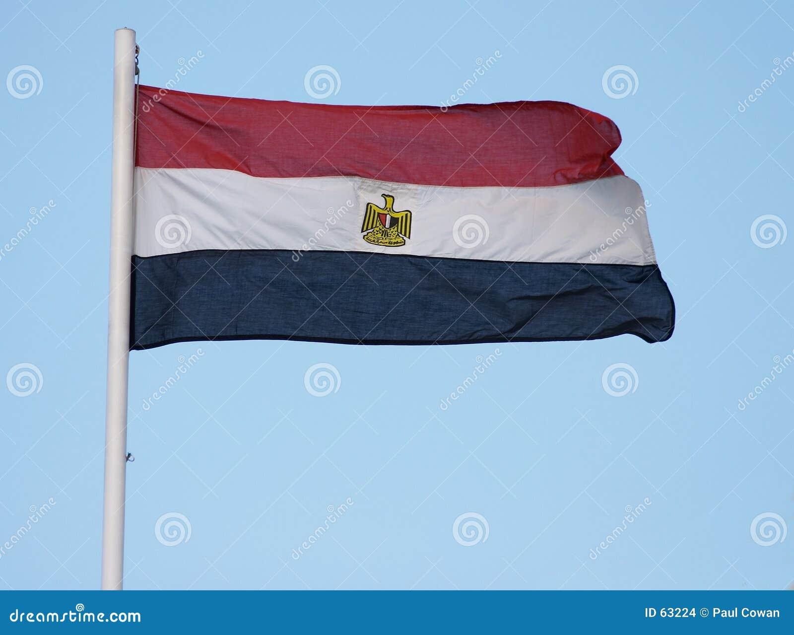 Download αιγυπτιακή σημαία στοκ εικόνες. εικόνα από απαγορευμένα - 63224