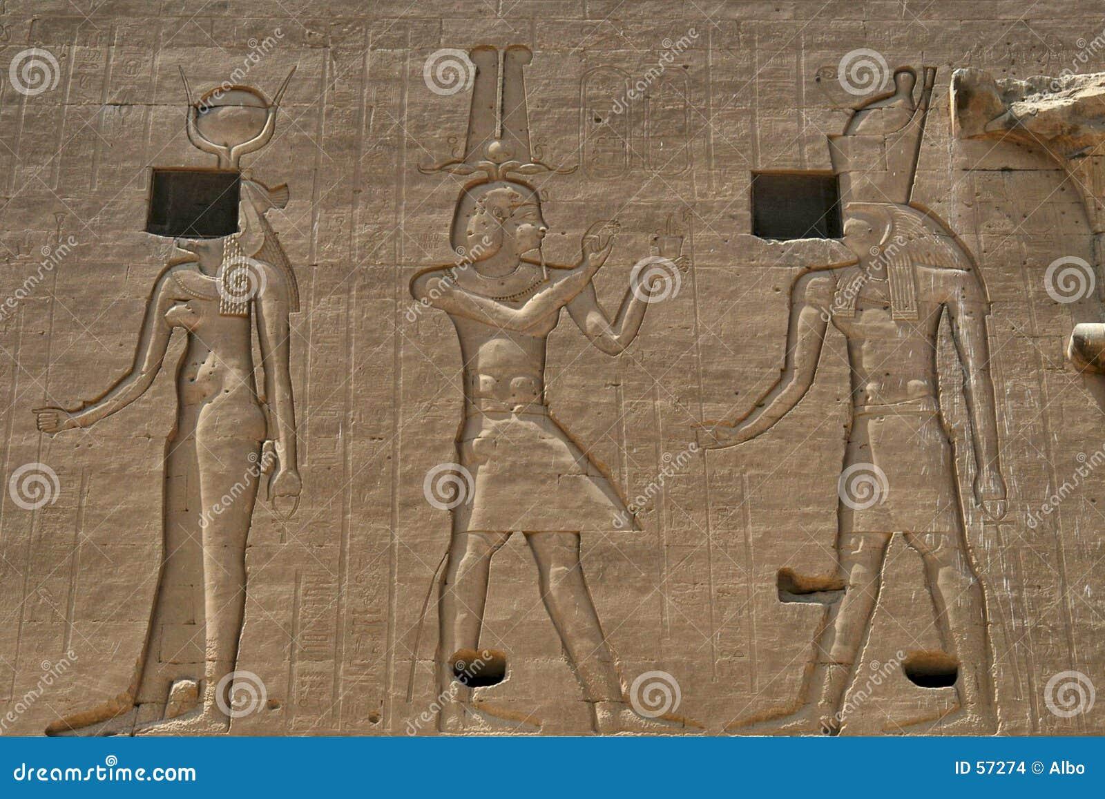 αιγυπτιακό hieroglyphics