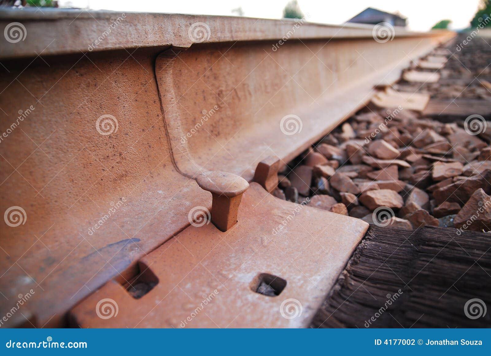 ακίδα σιδηροδρόμου