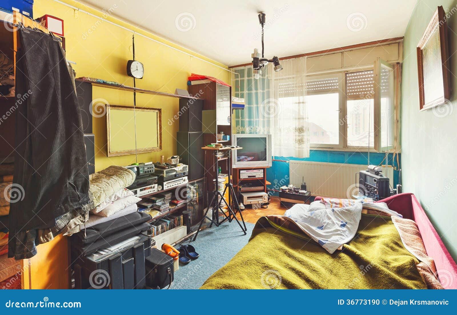 Ακατάστατο δωμάτιο