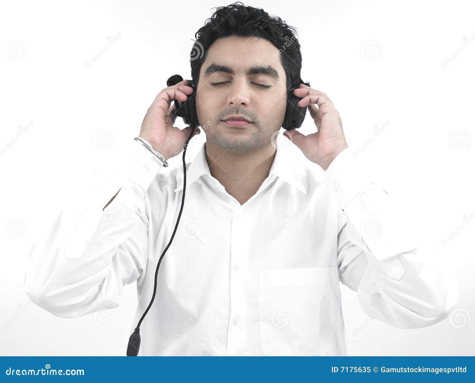 ακουστικά το άτομό του