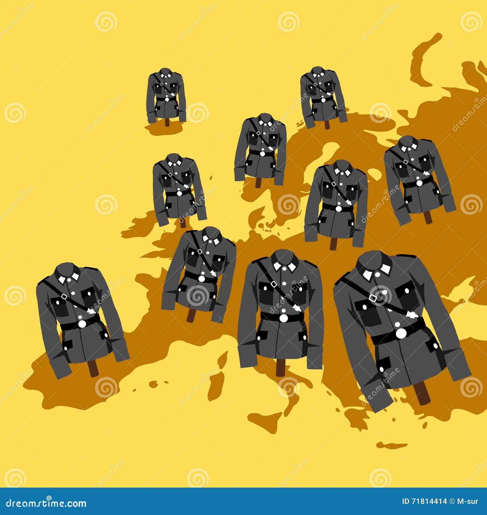Ακροδεξιός και εθνικισμός στην Ευρώπη