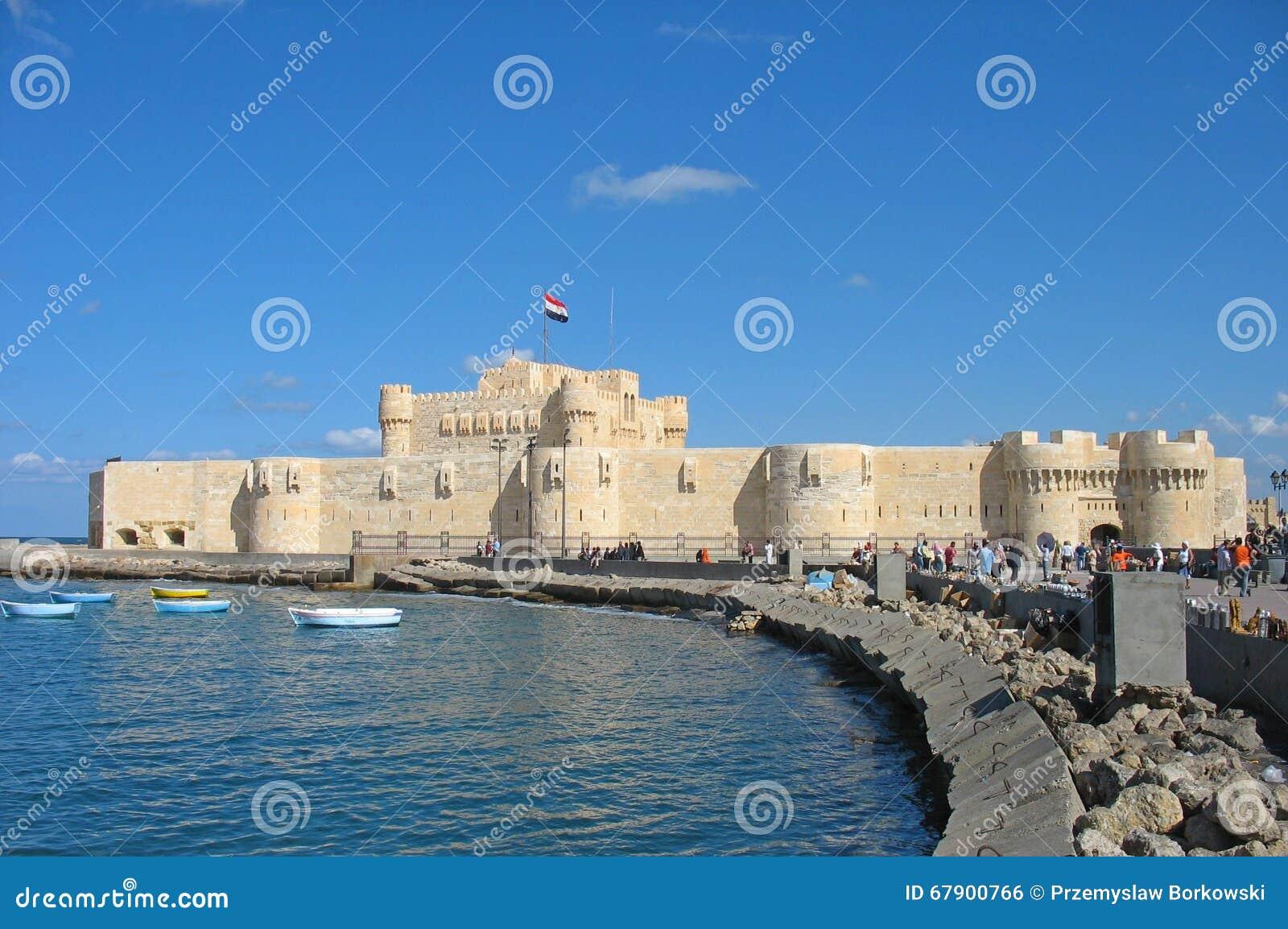 ακρόπολη Αίγυπτος της Αλεξάνδρειας qaitbay