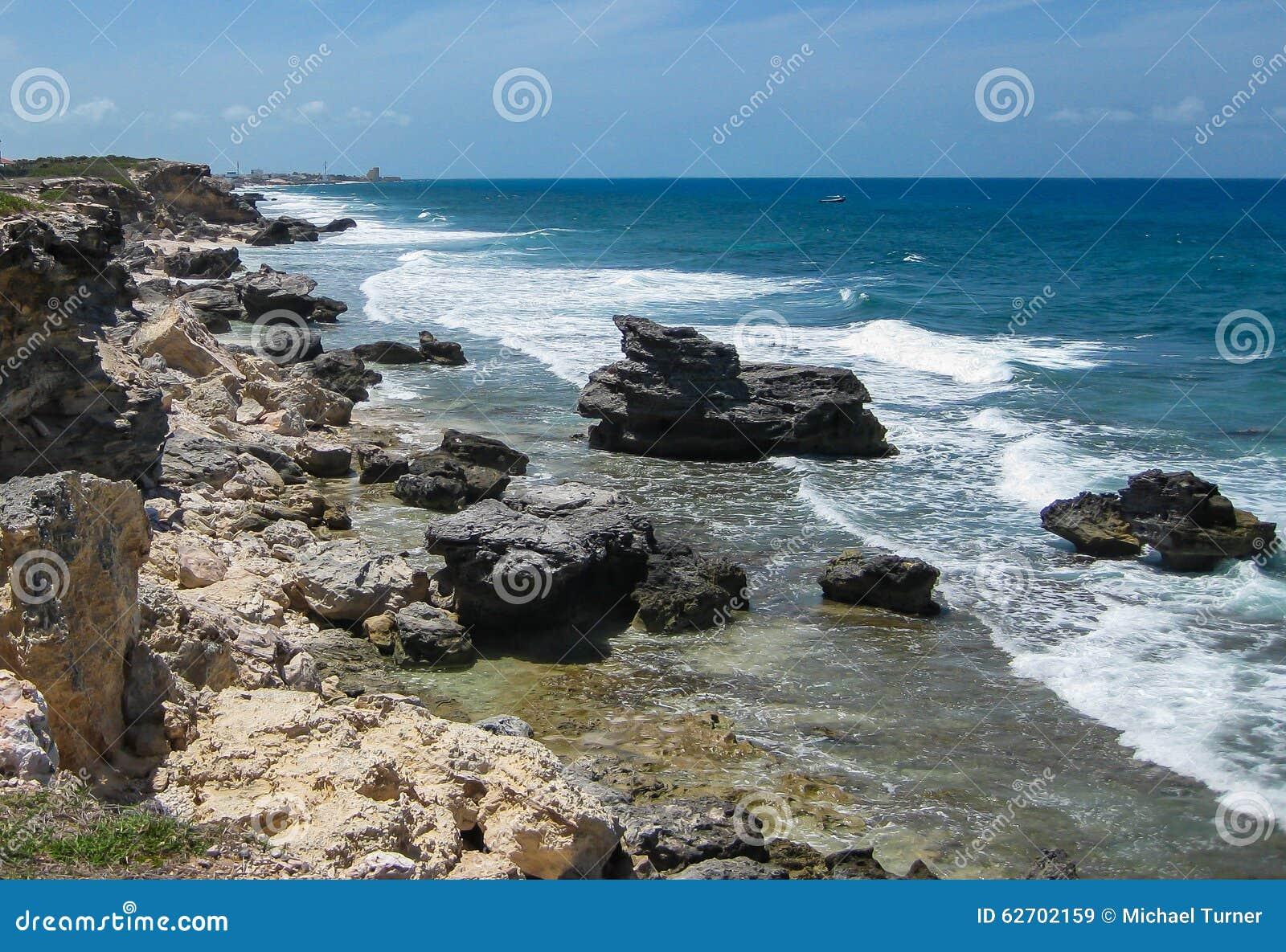 Ακτή της Isla Mujeres
